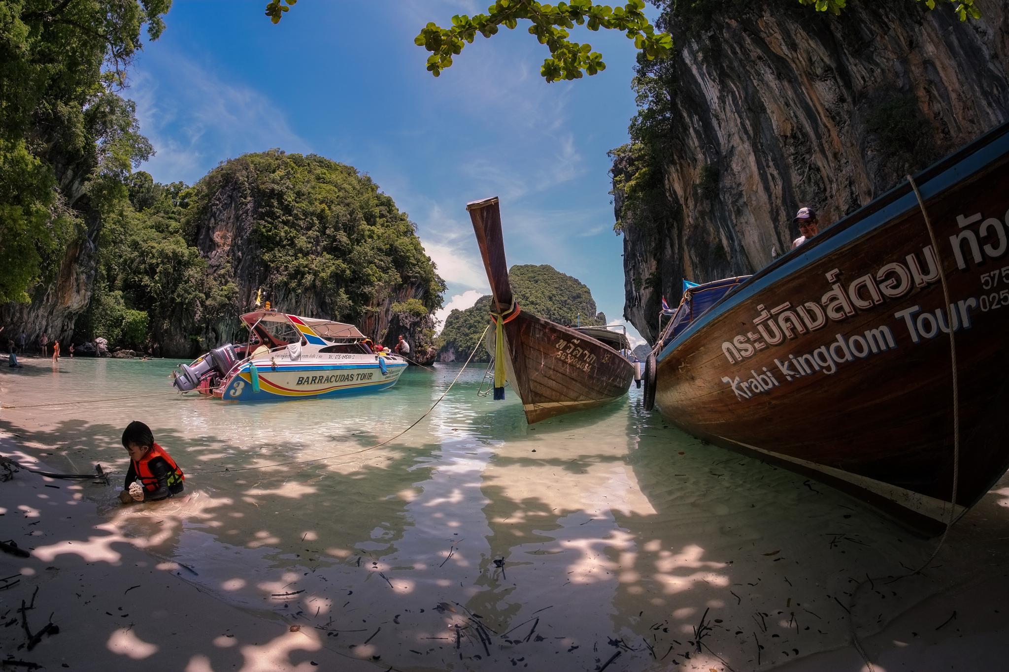 The Beach by Burhanuddin