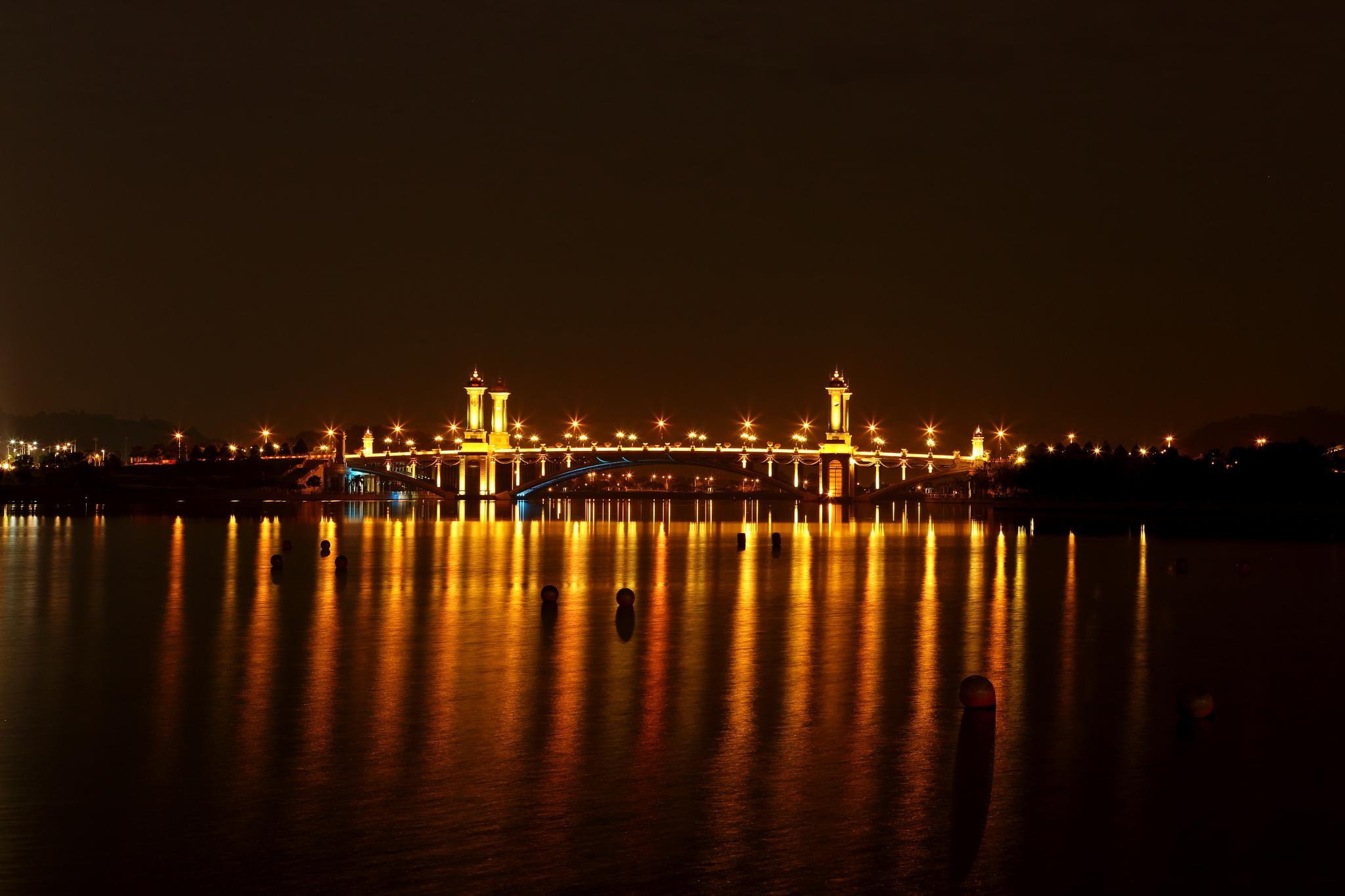 The Bridge by Burhanuddin