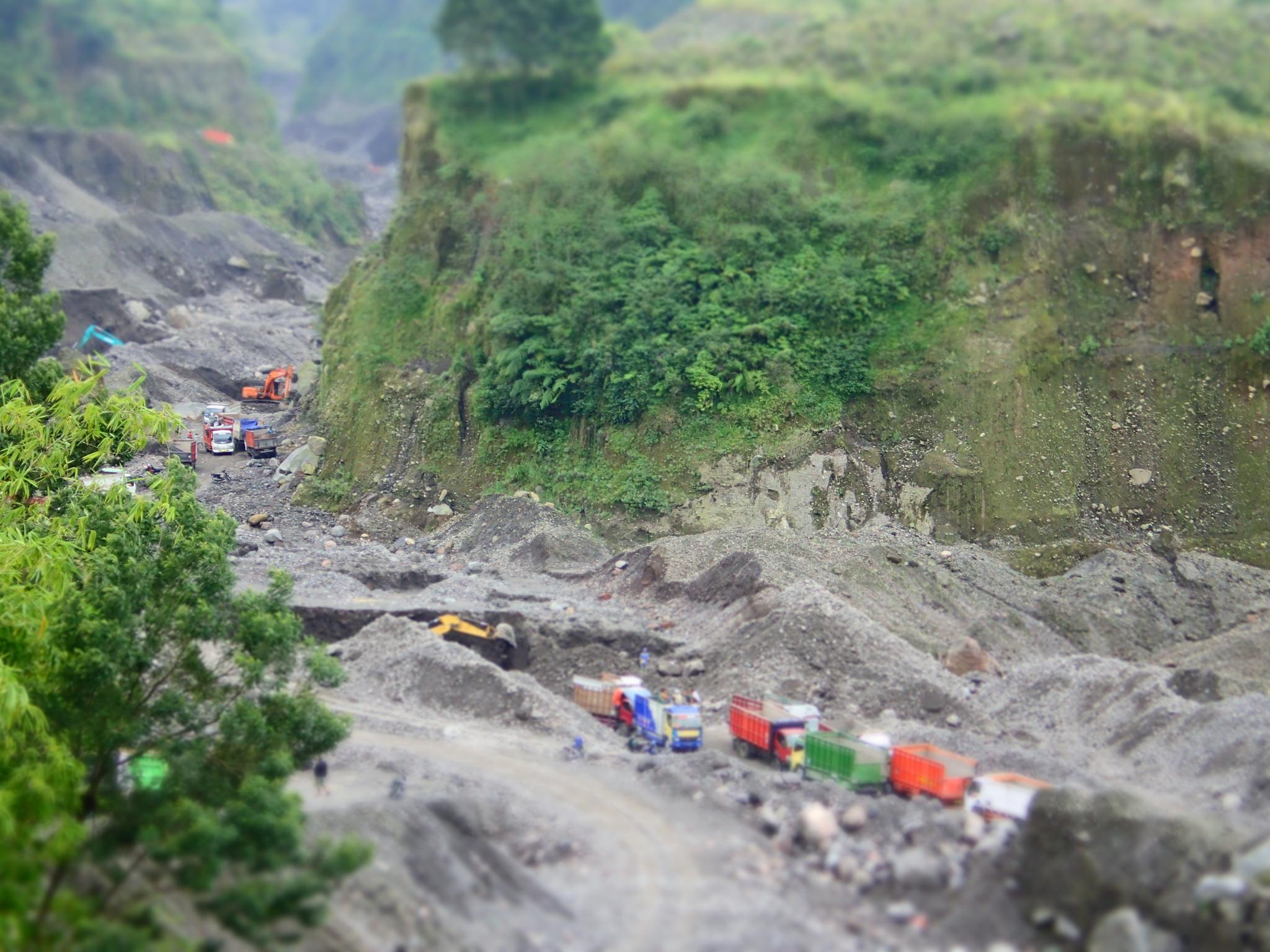 Mining by impreza