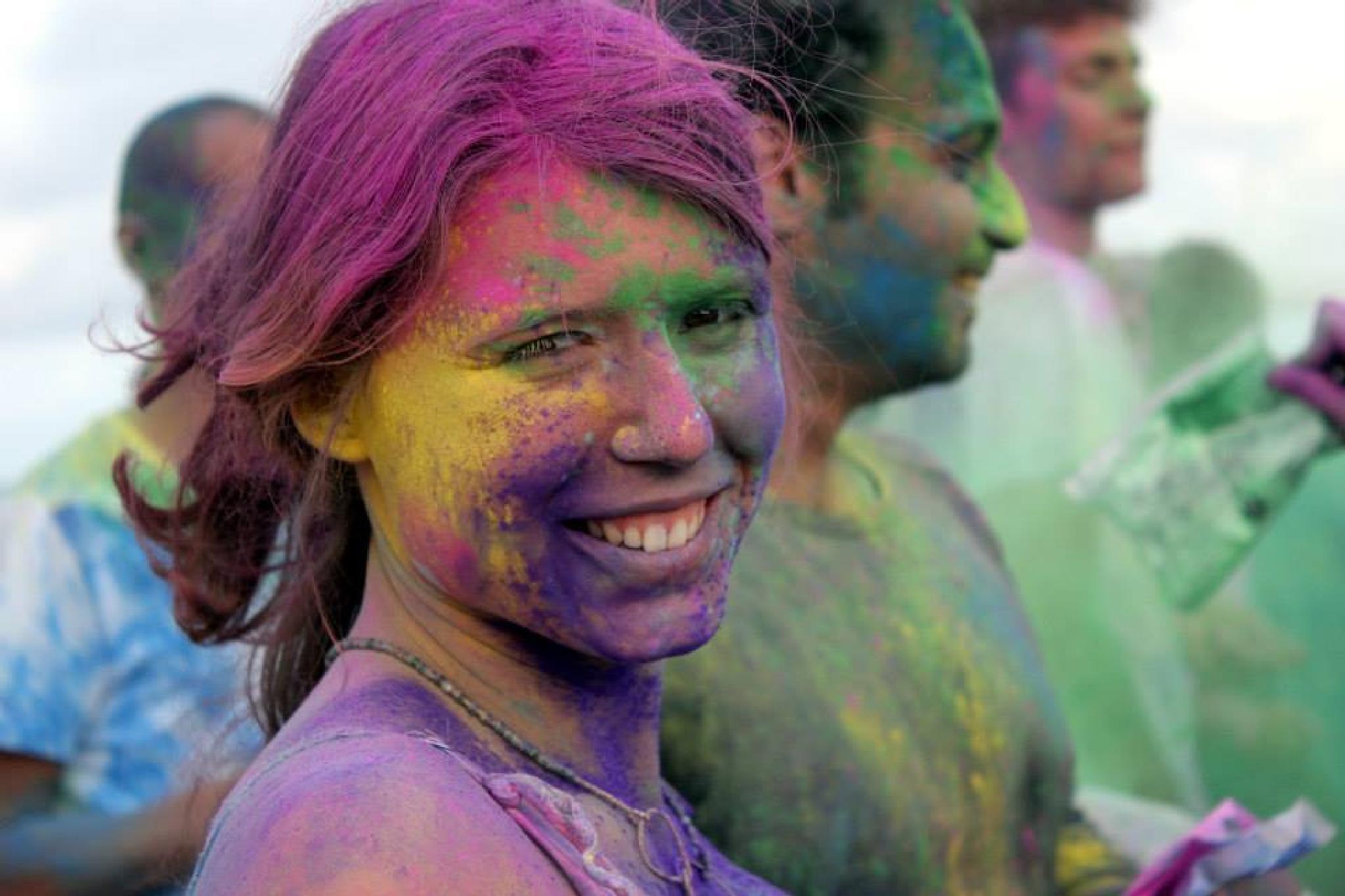 Holi Festival  by MicolPH