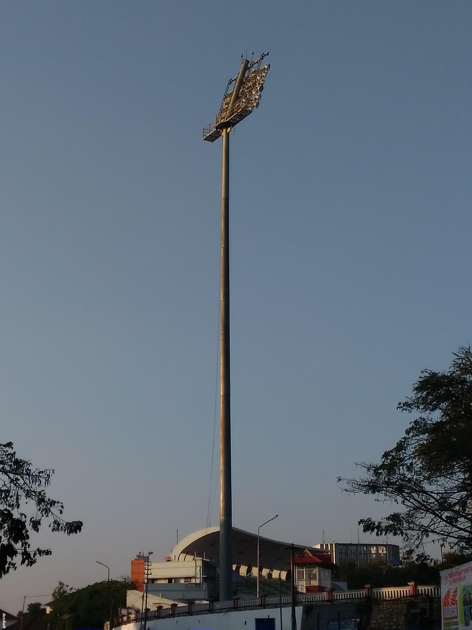 Flood light  by Jayakumar Y