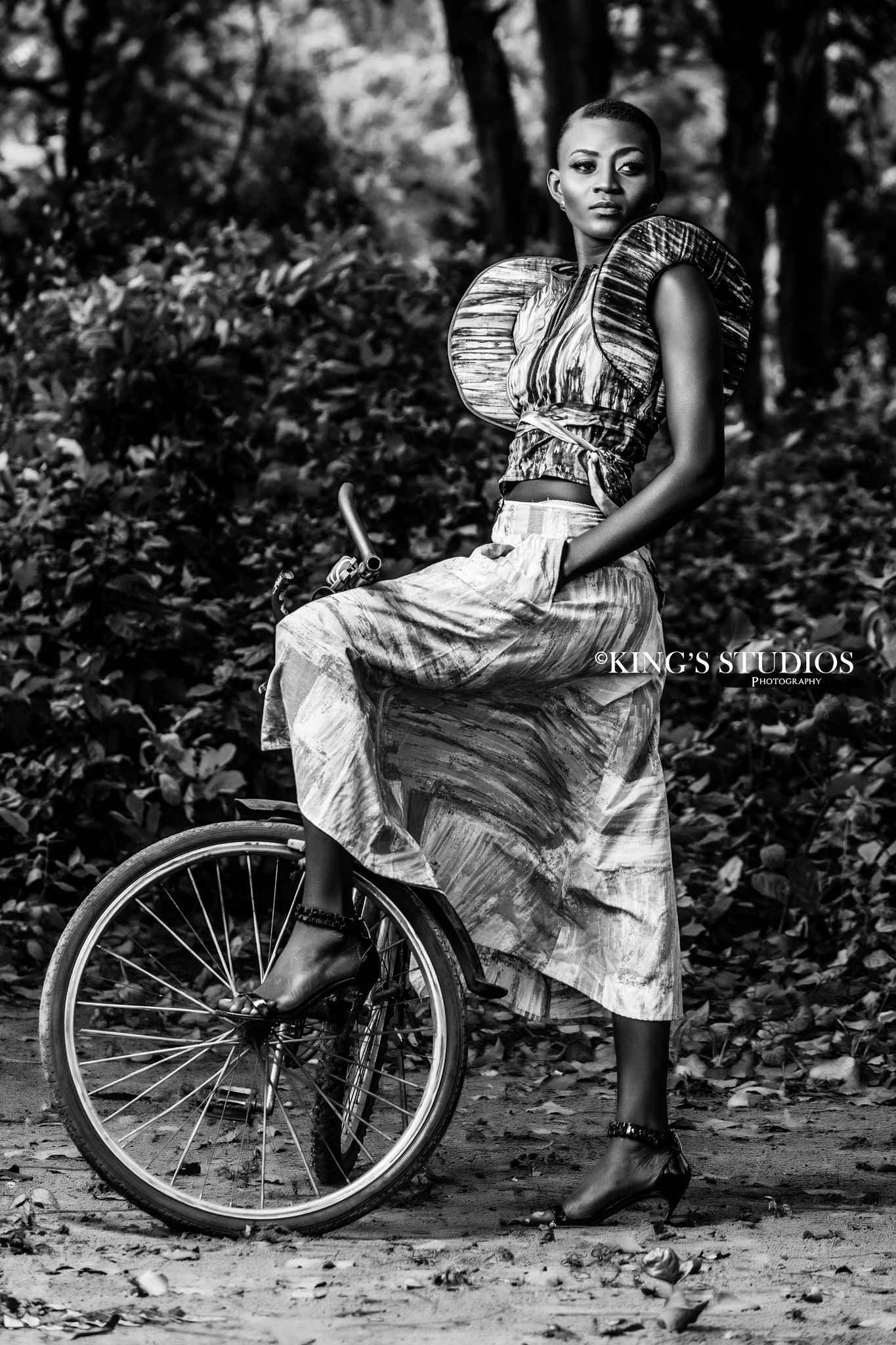 Old fashion way  by King Cyril Mgbachi