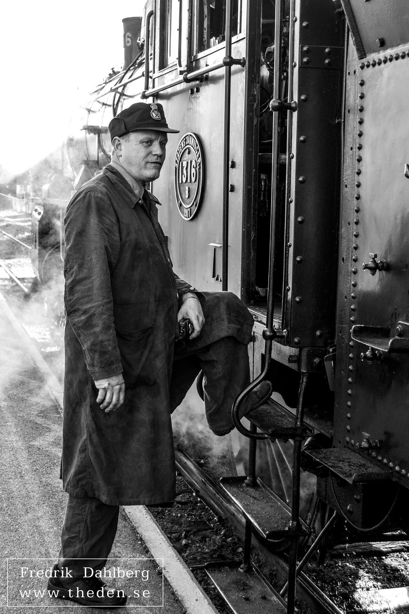 Train Engineer by maniac87