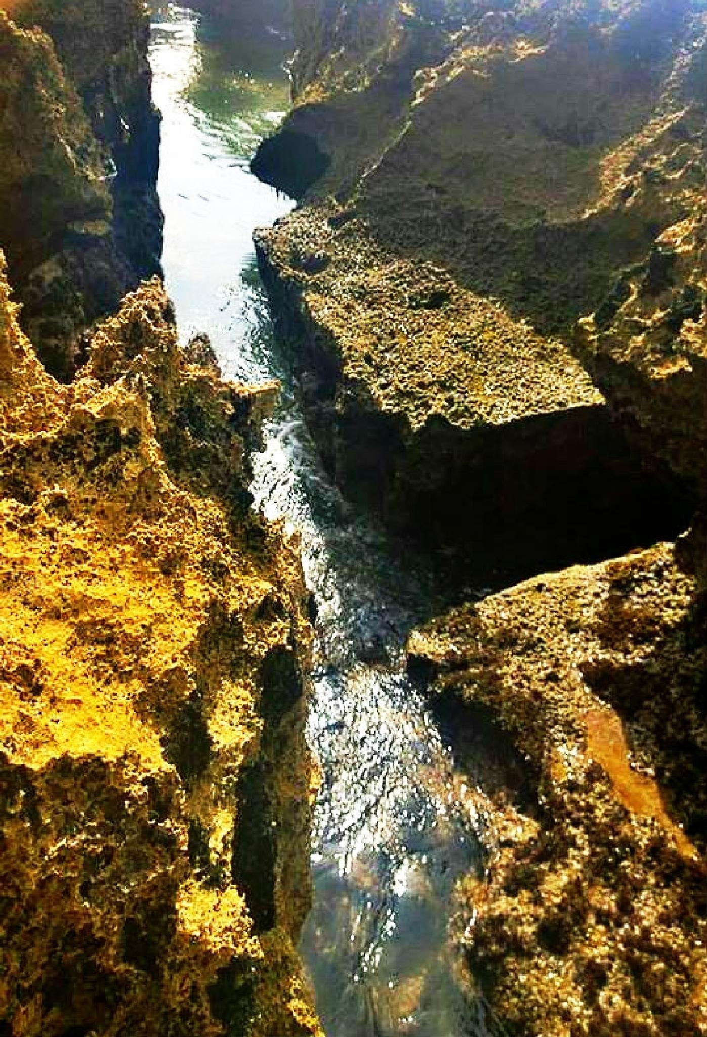 Photo in Nature #rocks #nature #water #morocco