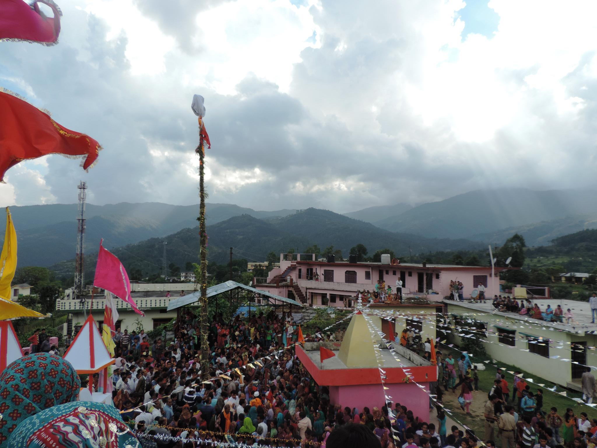 festival#uttarakhand#joy#mountains by MeghaBhatt