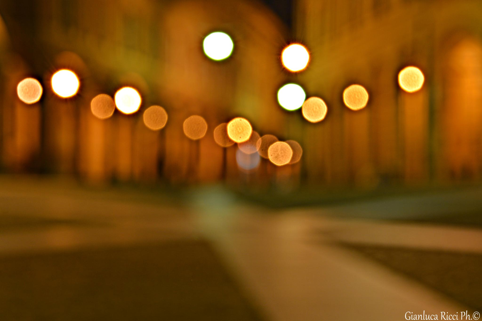 Out of focus by Ricci Gianluca