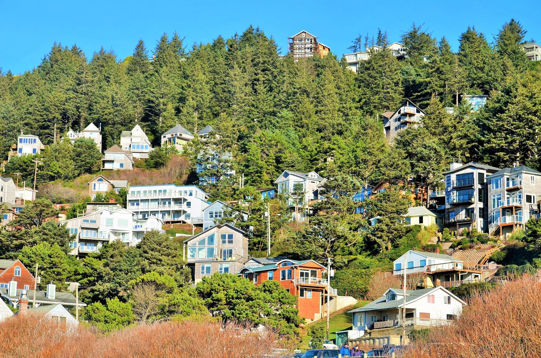 Oceanside Oregon by Boonietunes