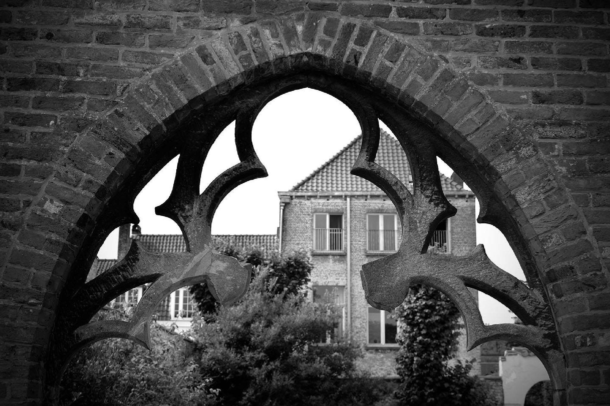 Photo in Urban #bruges #belgium #gothic #architecture