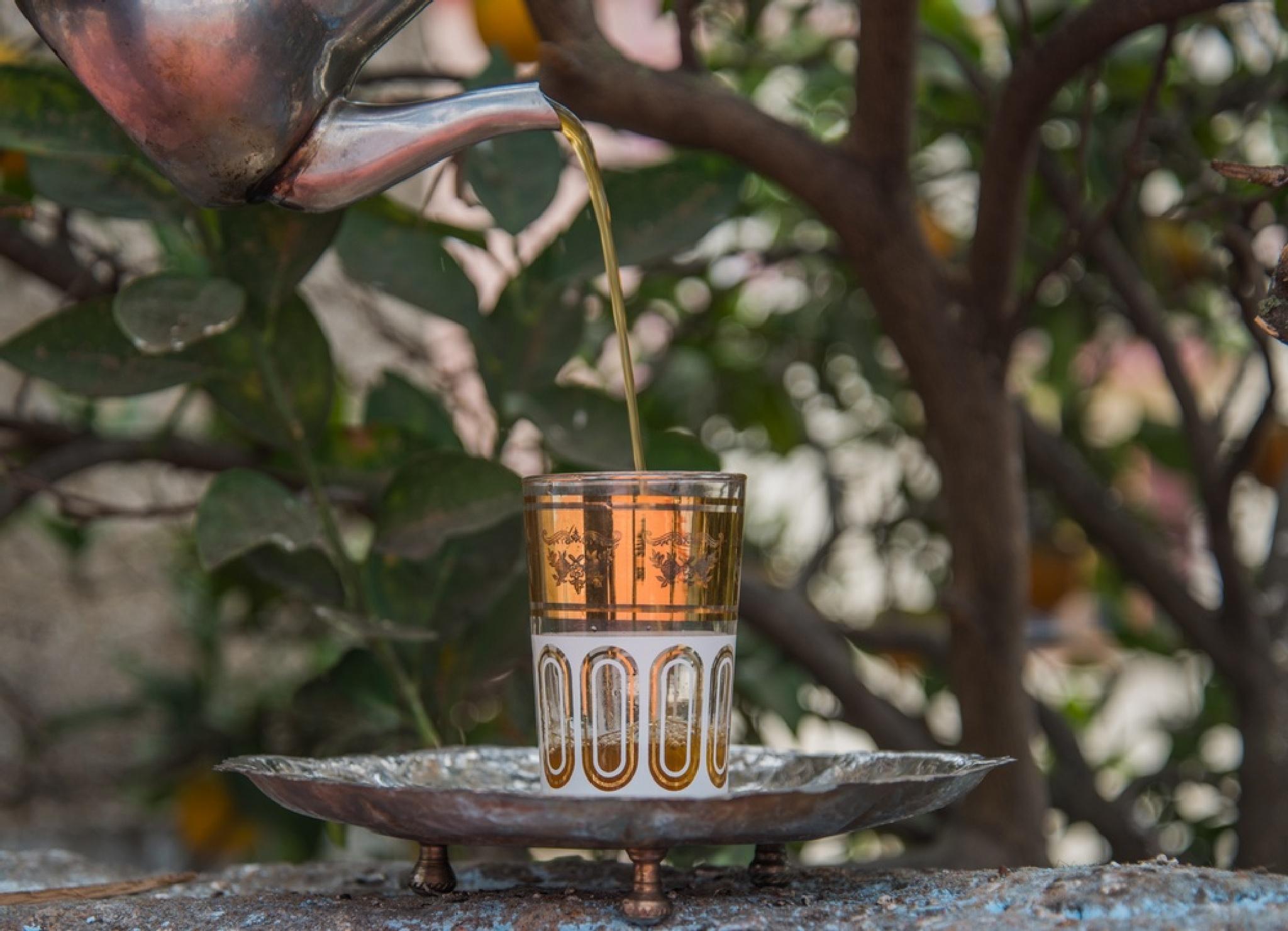 Thé à la menthe by H.Abdellah