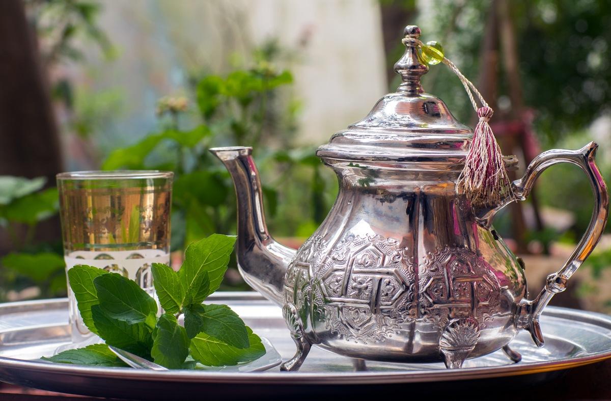Pause thé  by H.Abdellah