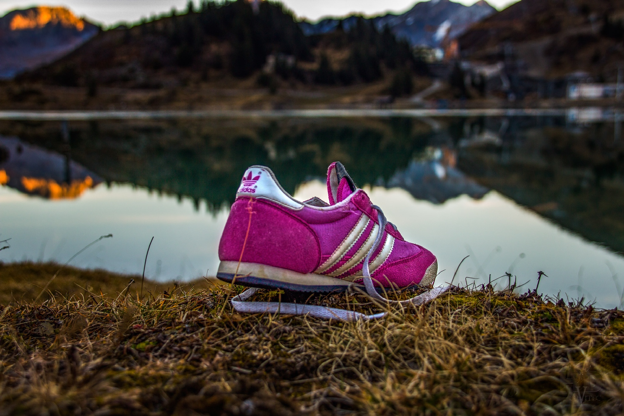 Roter Schuh by dhabluetzel