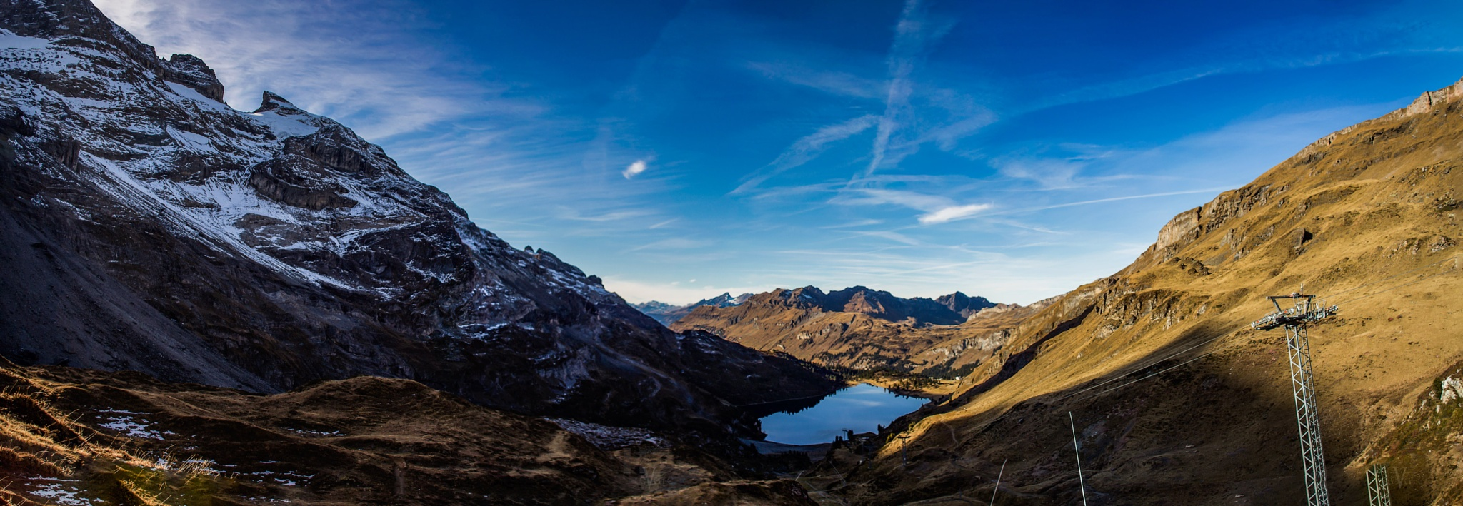 Panorama Enstlensee by dhabluetzel