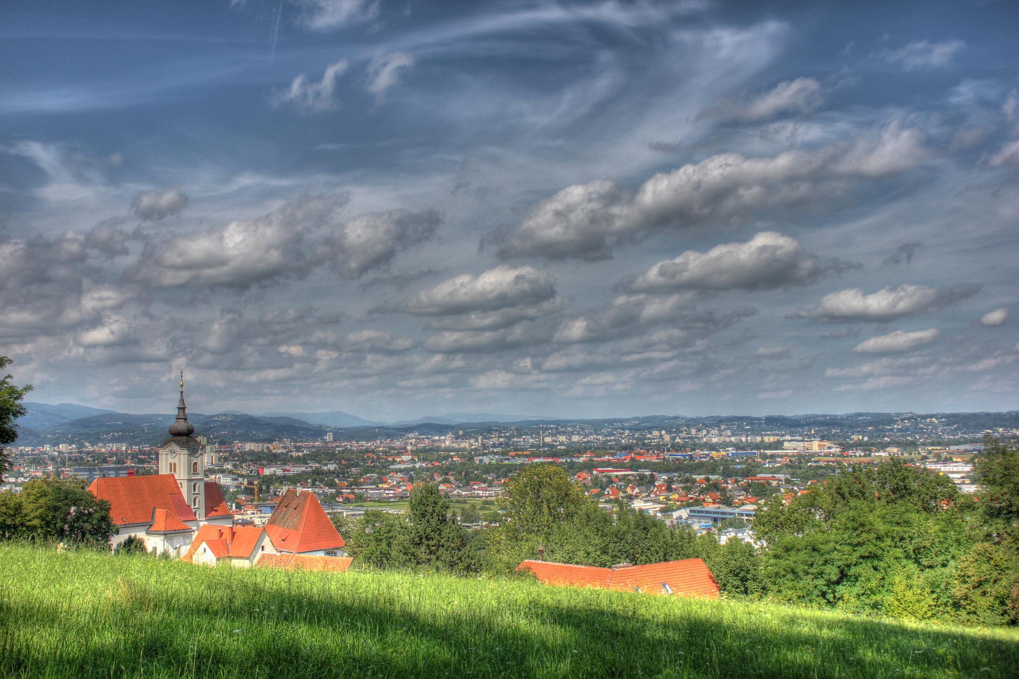 Graz (Austria) by Daniel Kiefer