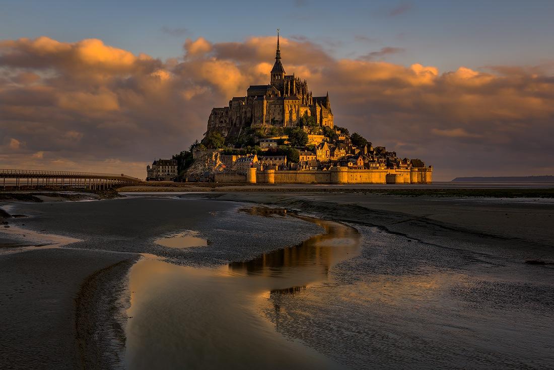 St. Michel Morning by RetoSavoca