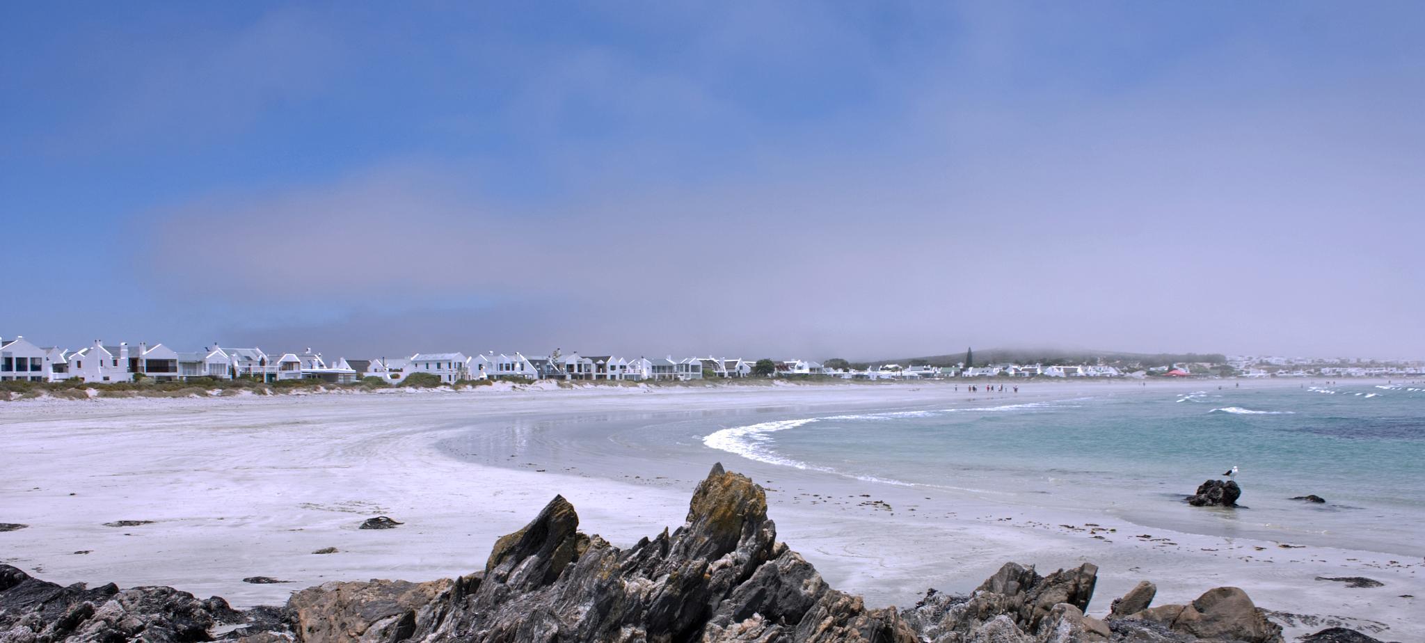 West Coast beach  by Kirstenw