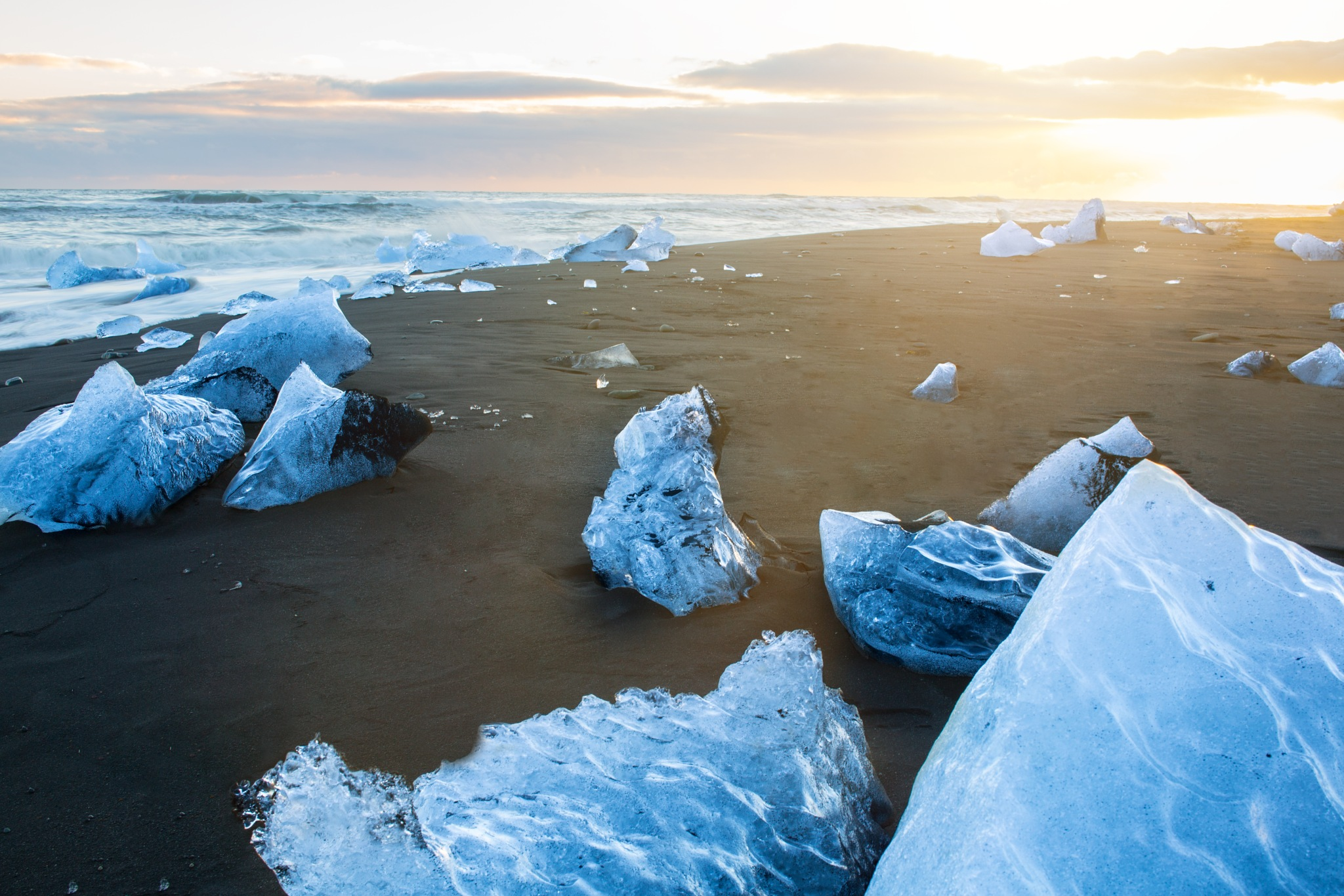 land of ice by S.Rose Fotografie