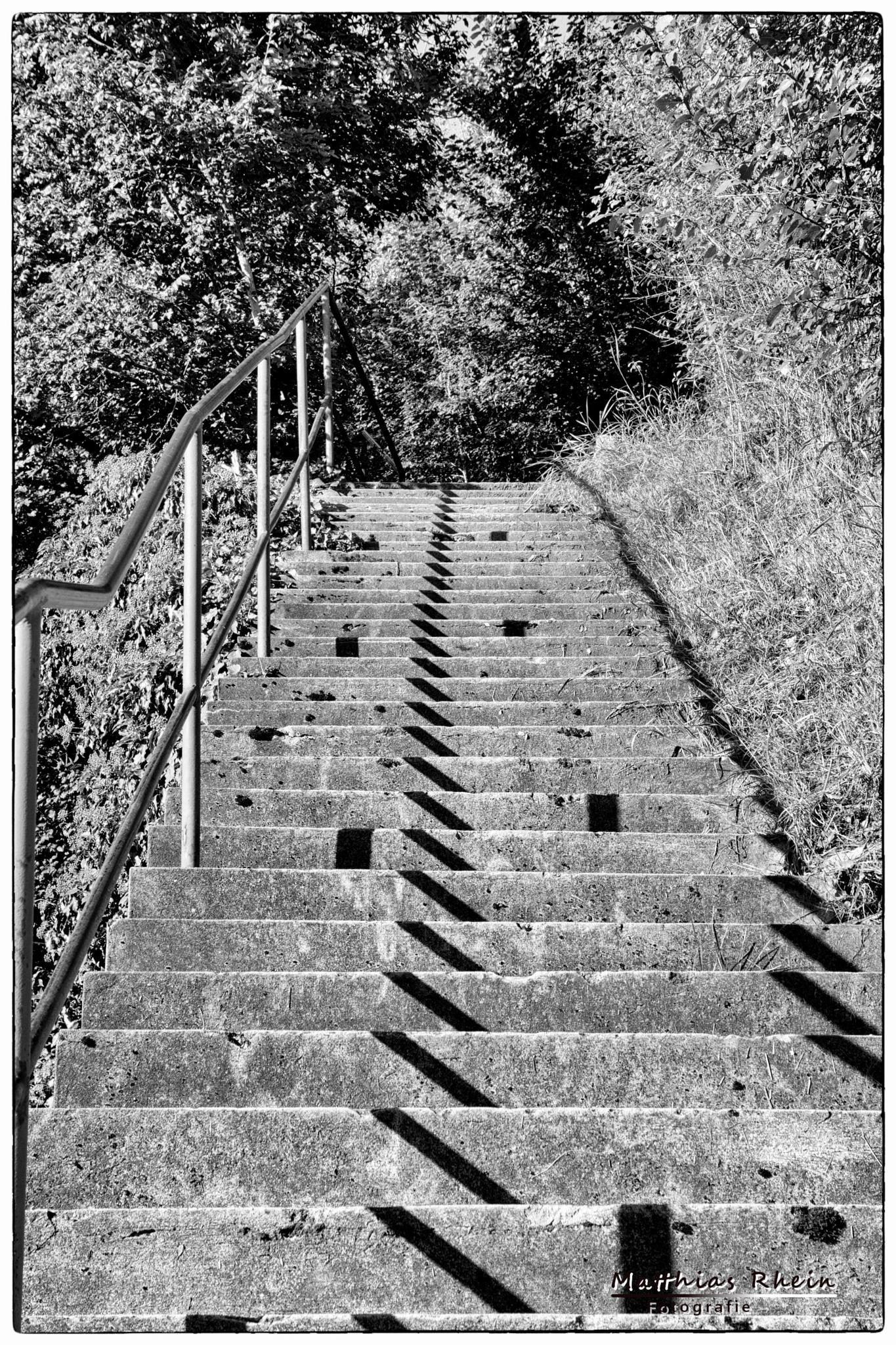 Follow the Line #3 by MatthiasRhein