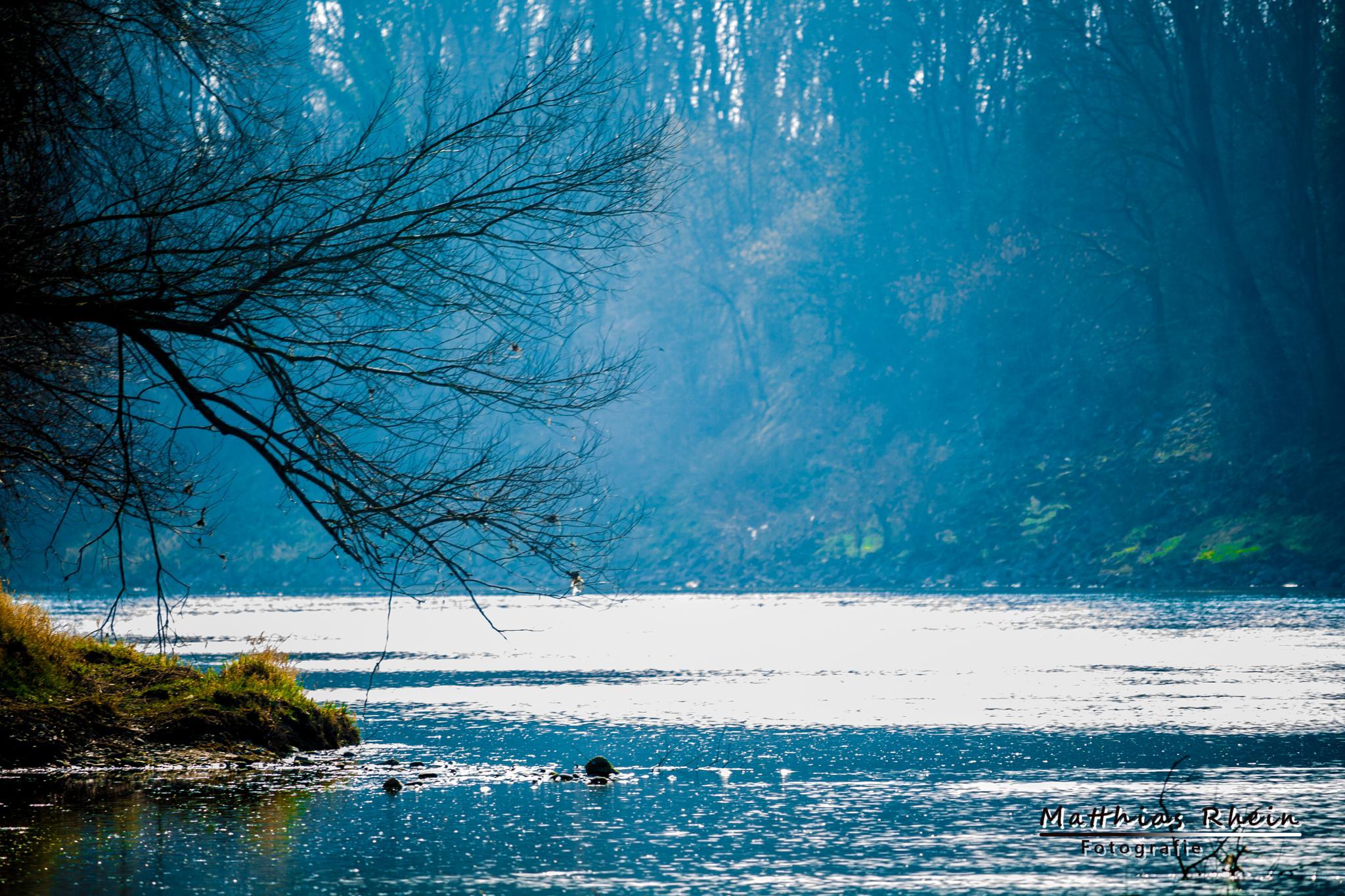 Der Rhein by MatthiasRhein
