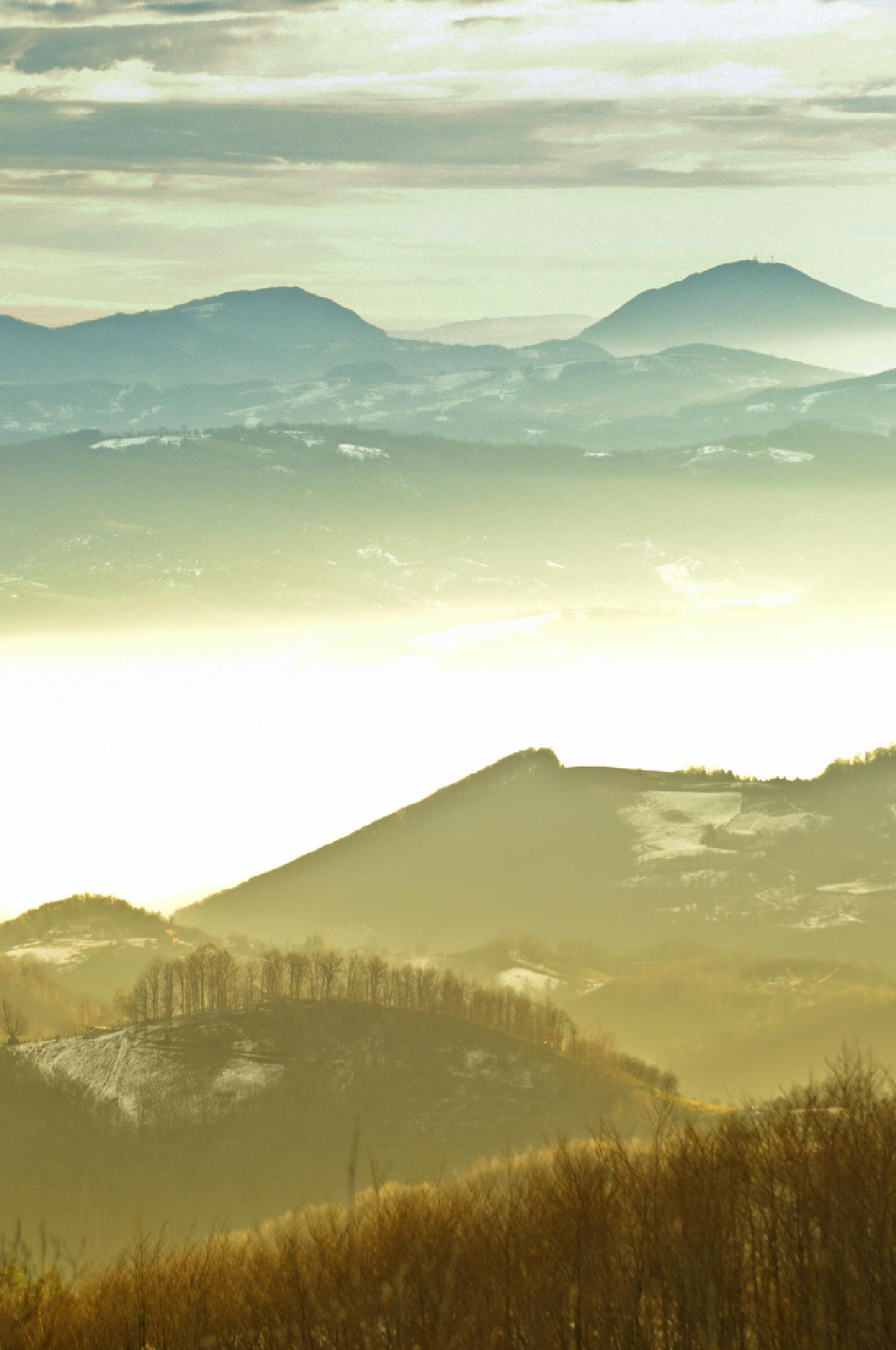 Morning mist by zvonimir.jancic.7