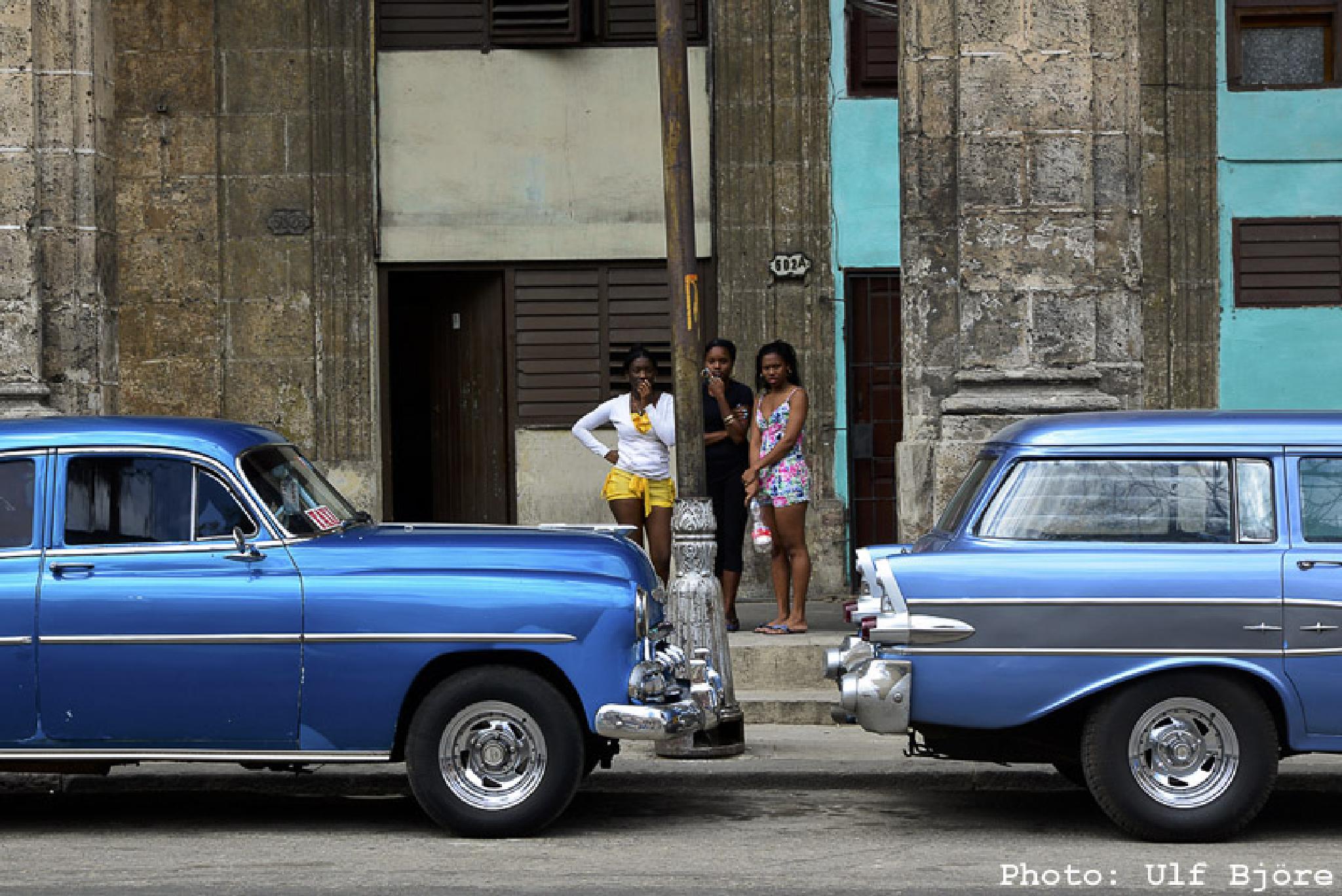 Havana, 2013. by Ulf Björe