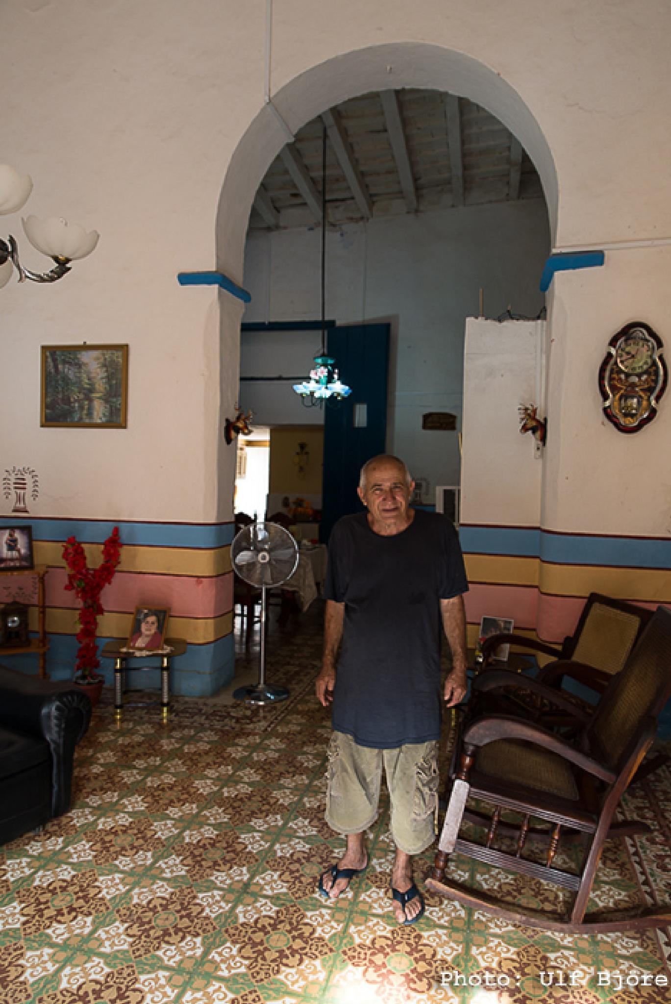 Trinidad, Cuba, 2013 by Ulf Björe