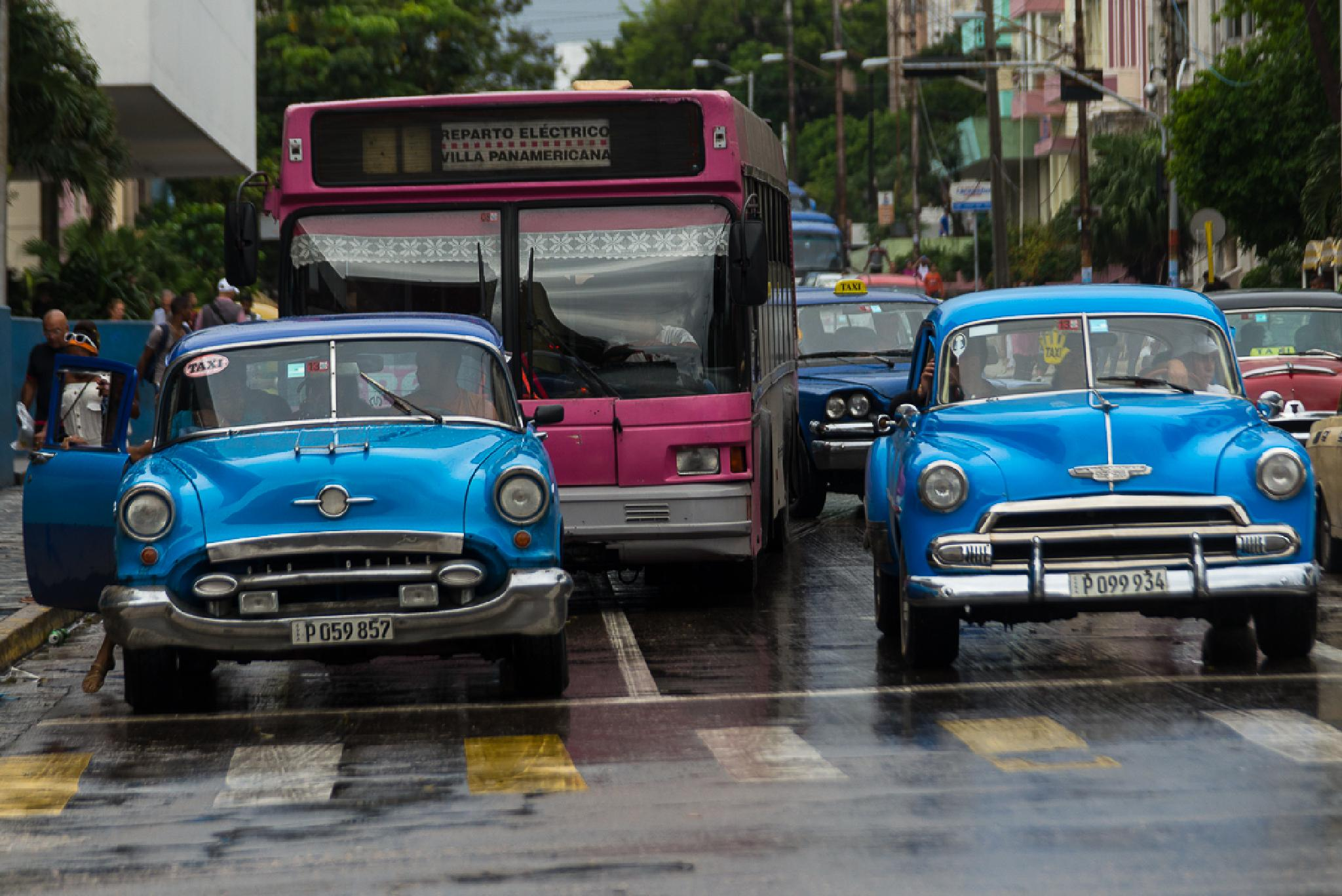 Havana, January 2015. by Ulf Björe