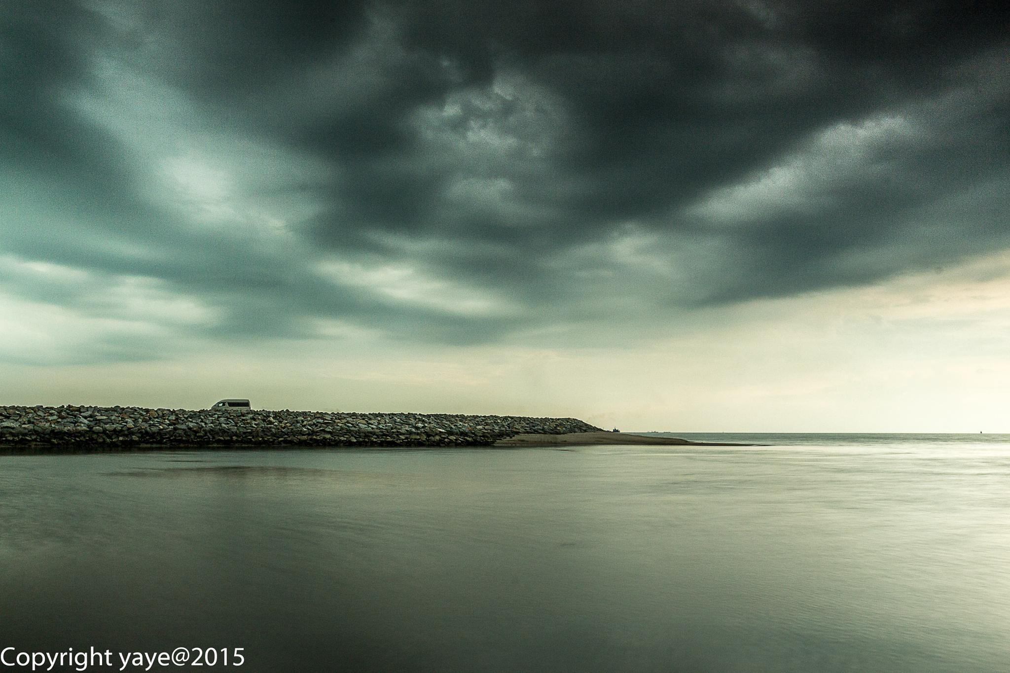 Clouds by yaye