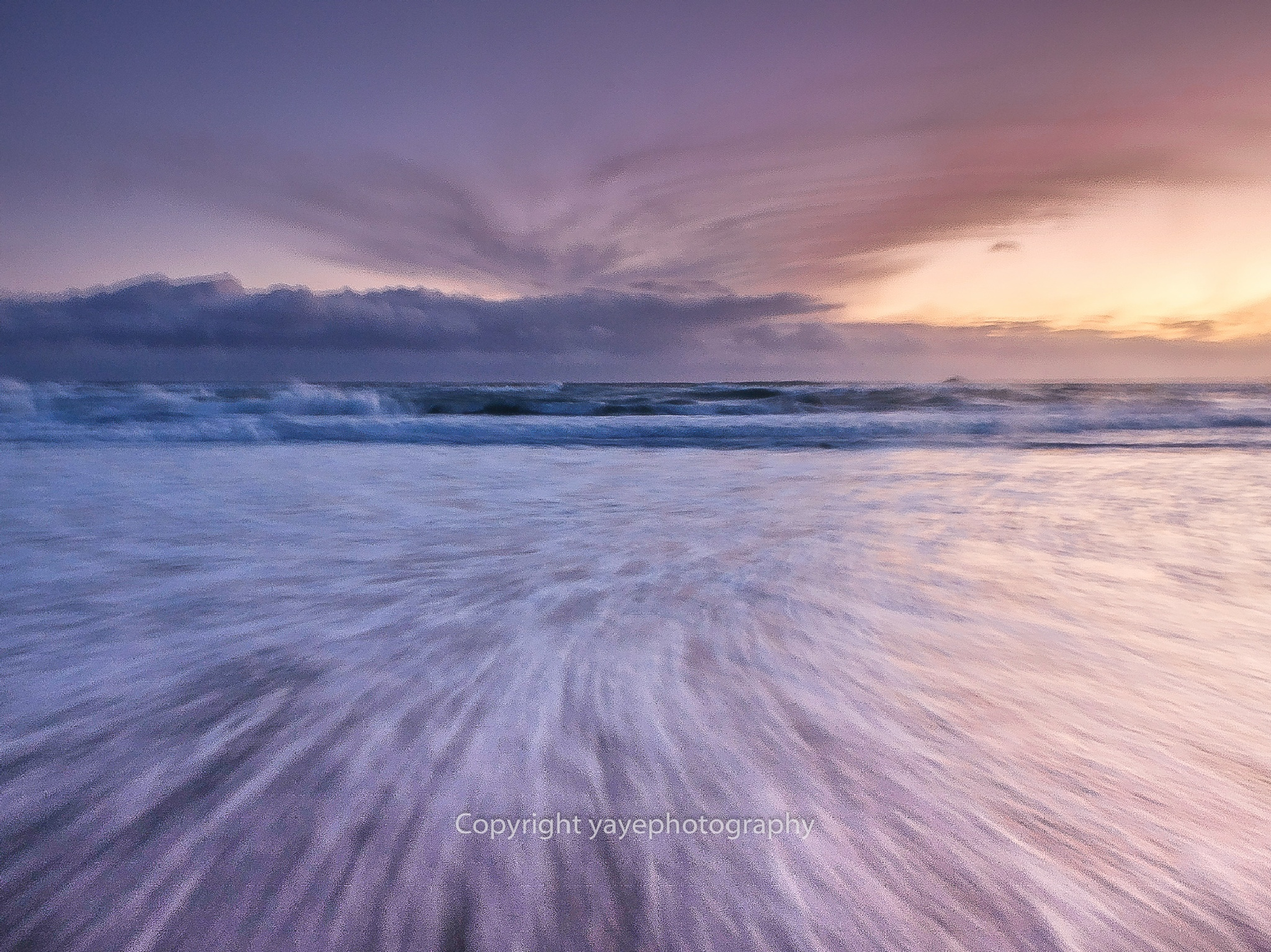 St Kilda Beach by yaye