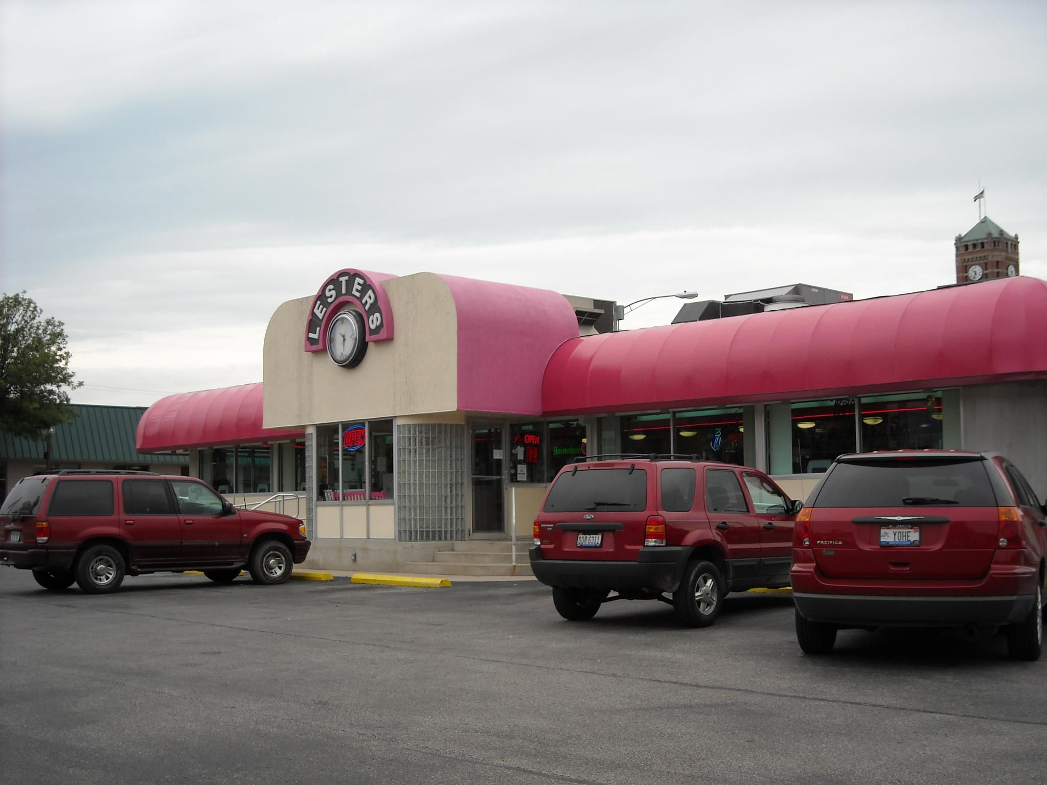 Lester's Diner Bryan,OH by sandi.mcclain.5