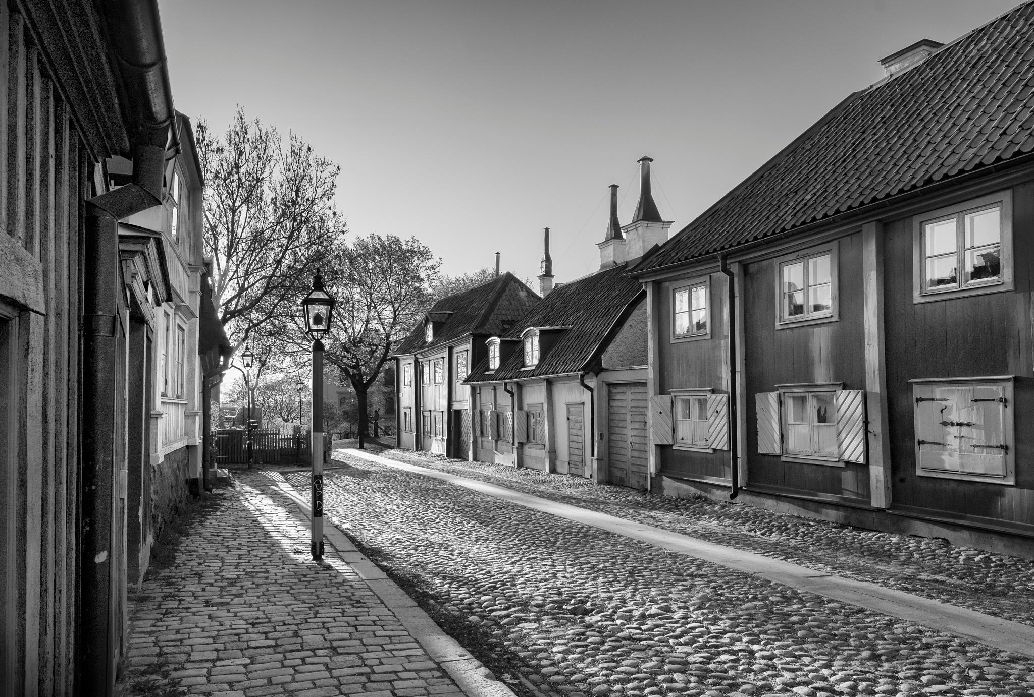 Master Michael's street by Stefan Tyrbo