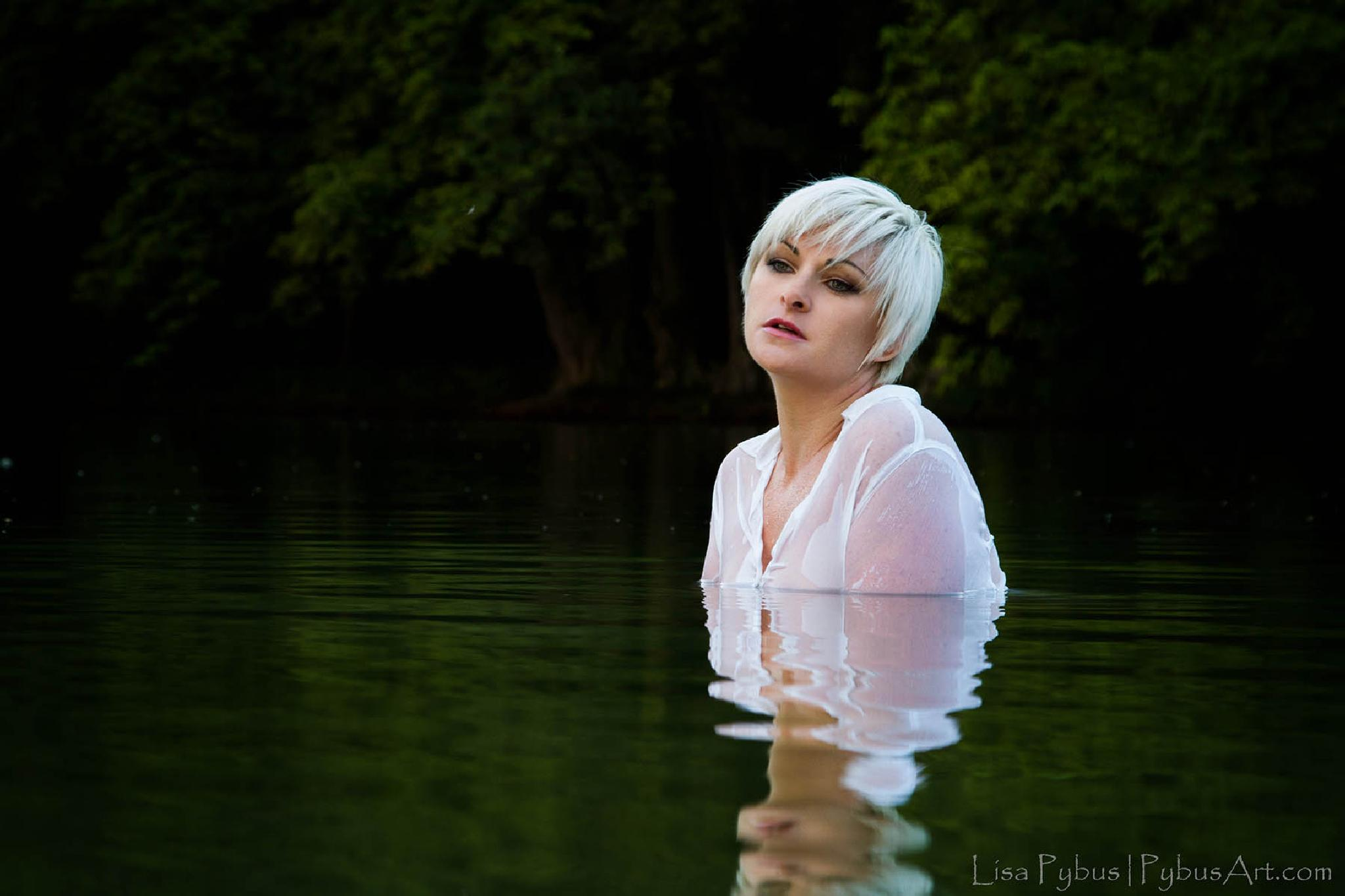 Lady of The Lake by Lisa Ford