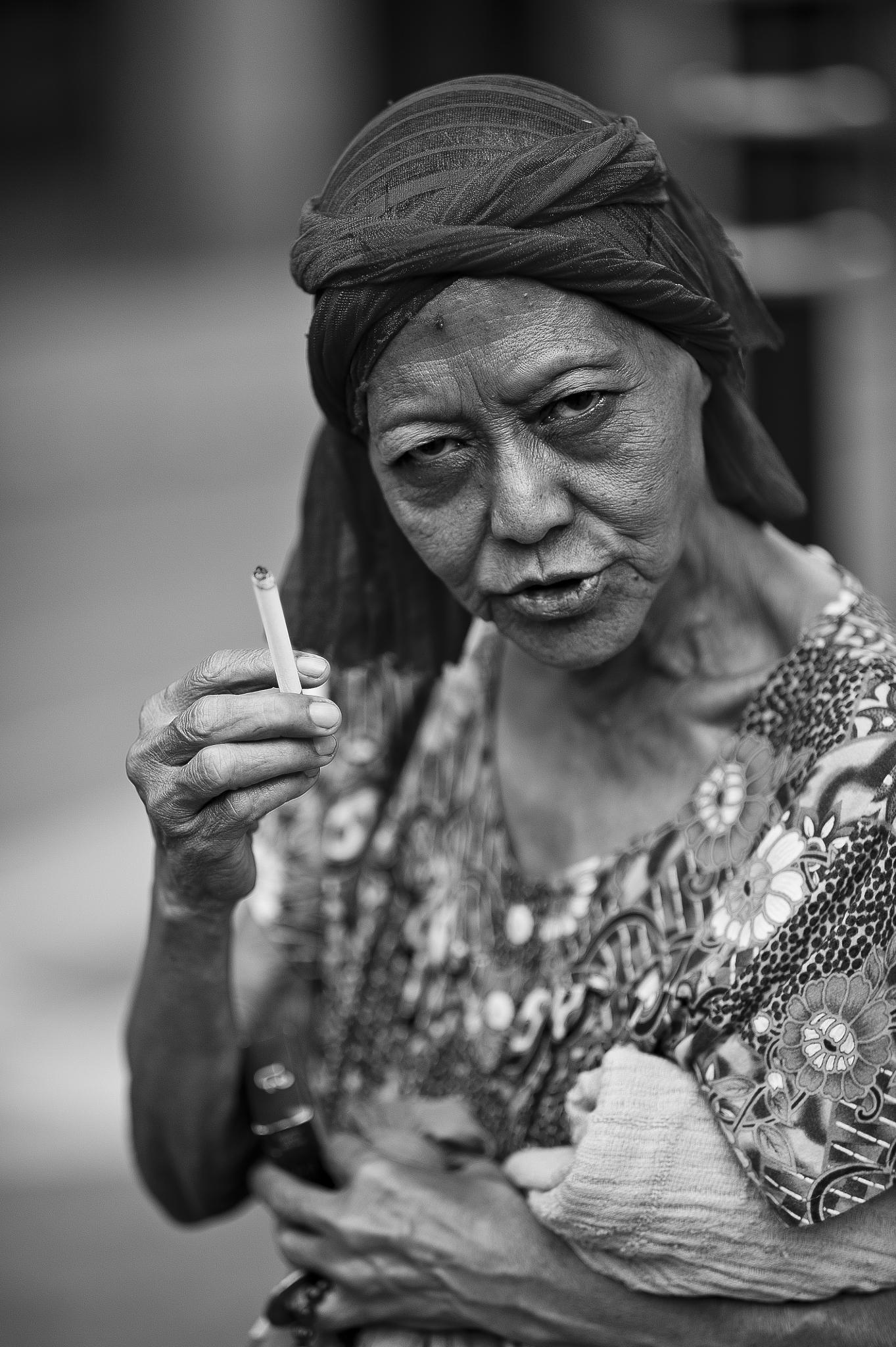 Smoke? by RidzwanNizar