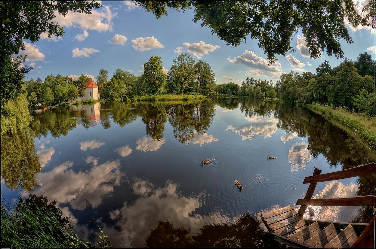 Lake ... by paweltomaszewicz