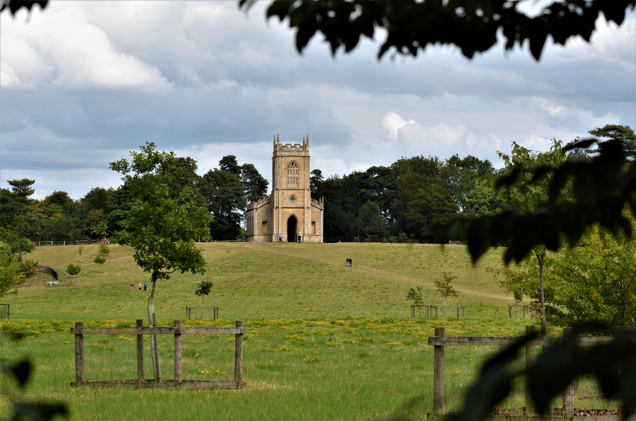 Croome Church by AndyWaters