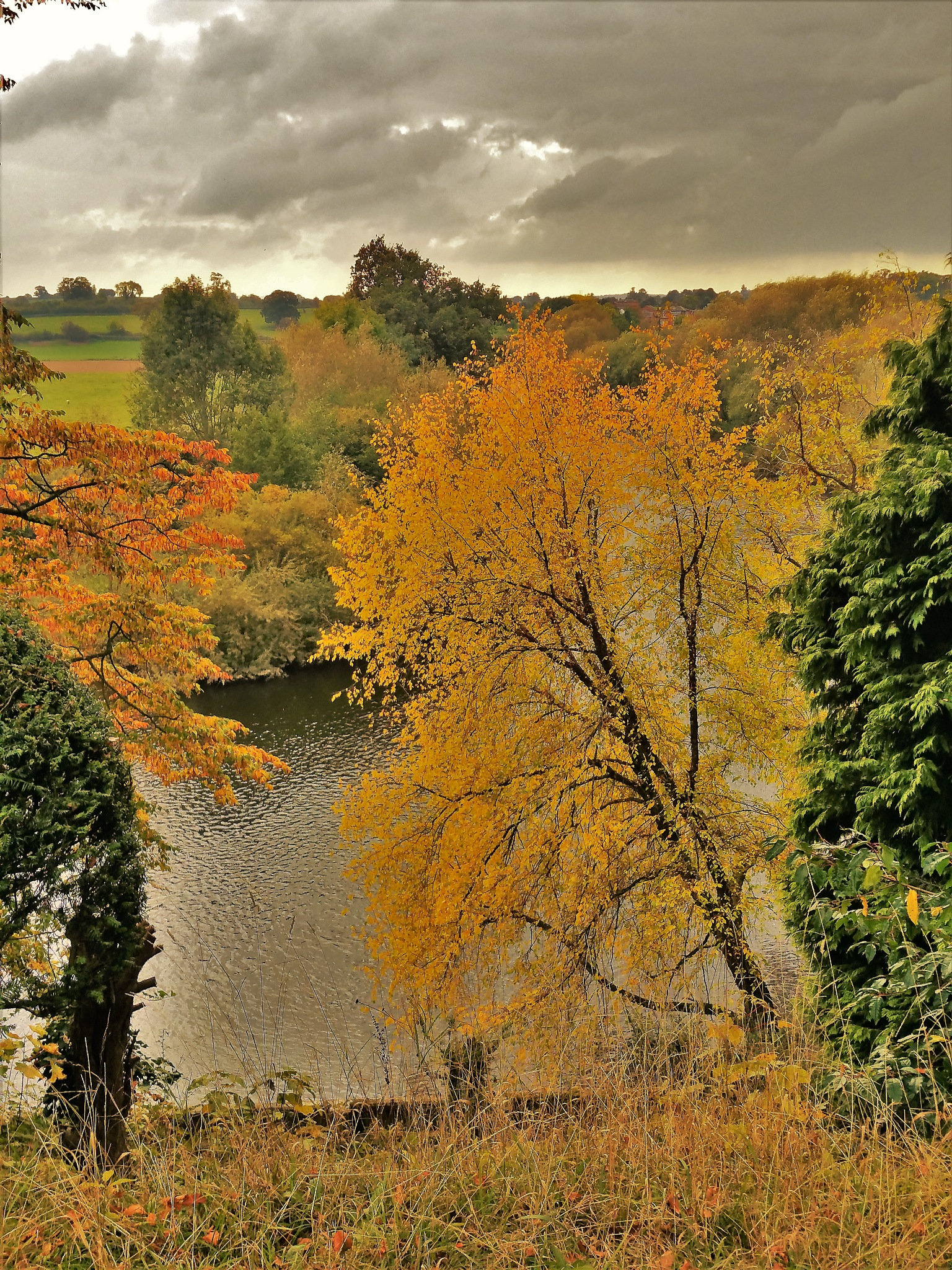 Across the Wye #2 by AndyWaters