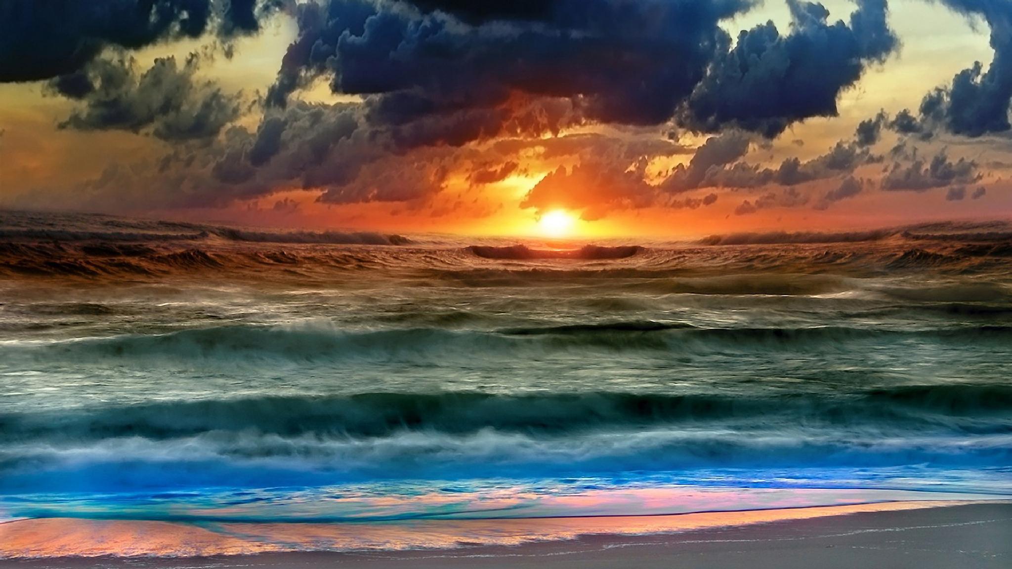 Sunrise by joewhite
