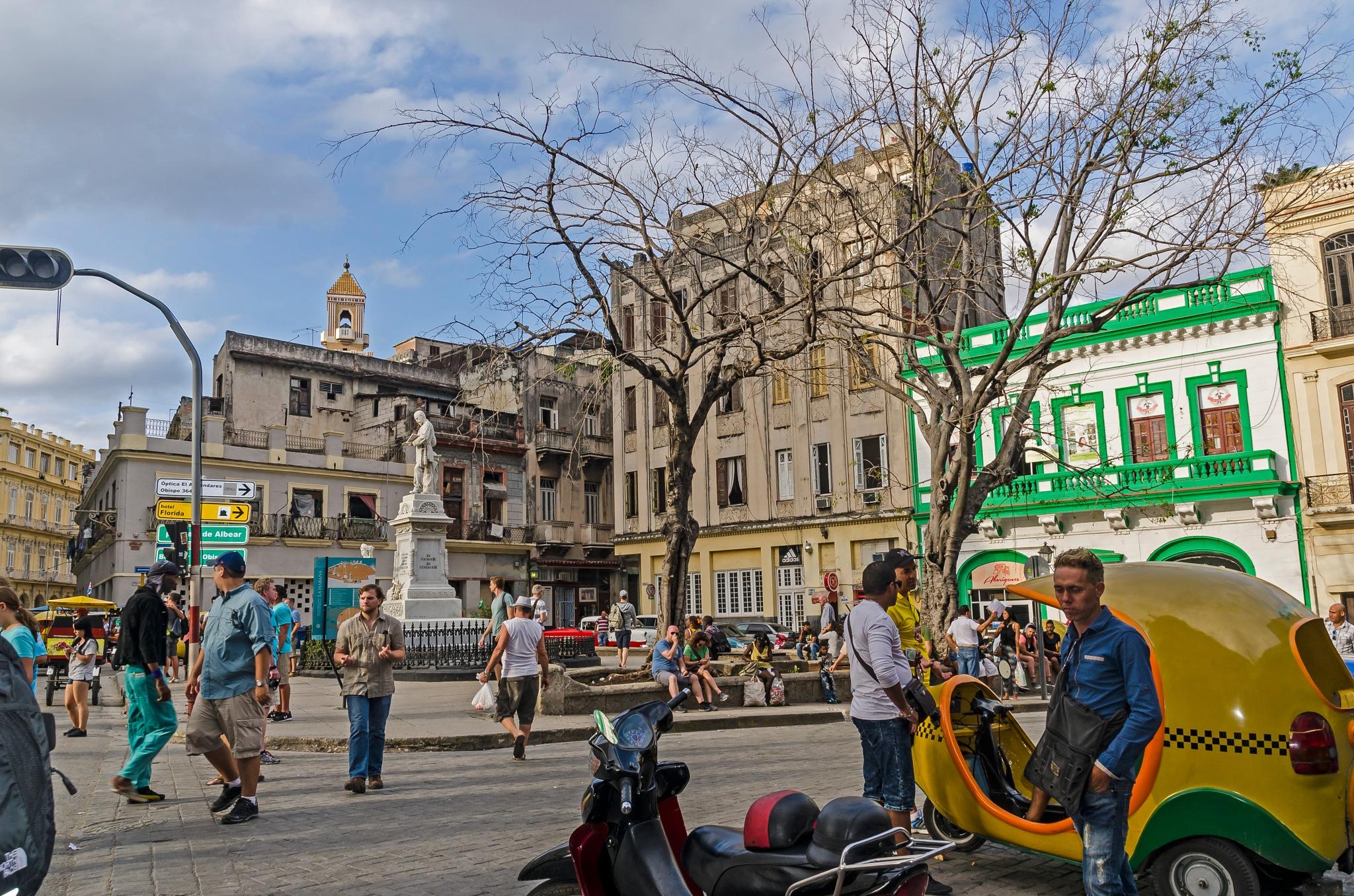 Calles de La Habana vieja by amarilis.cuetocabrera