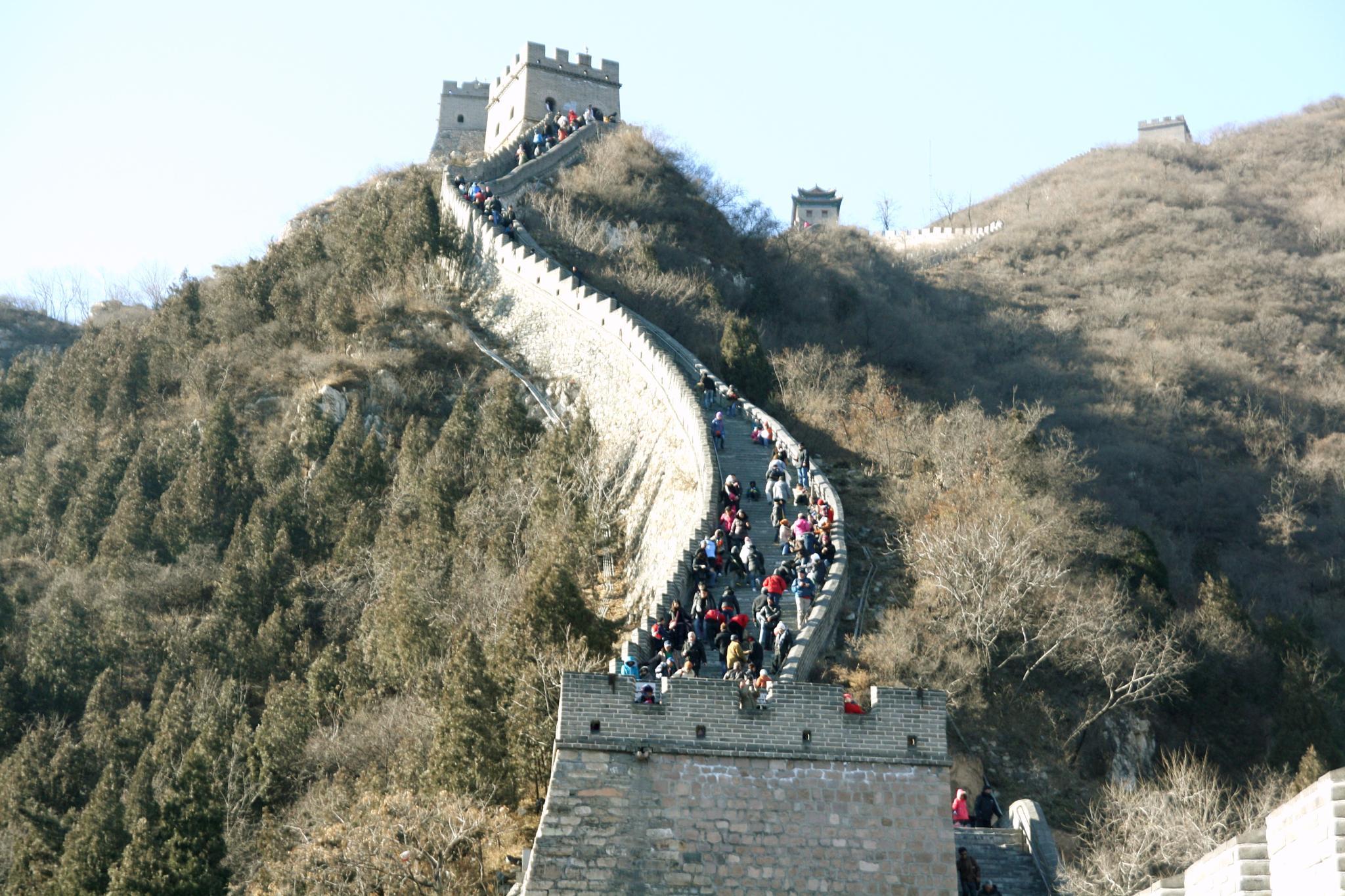 Photo in Travel #beijing #greatwall