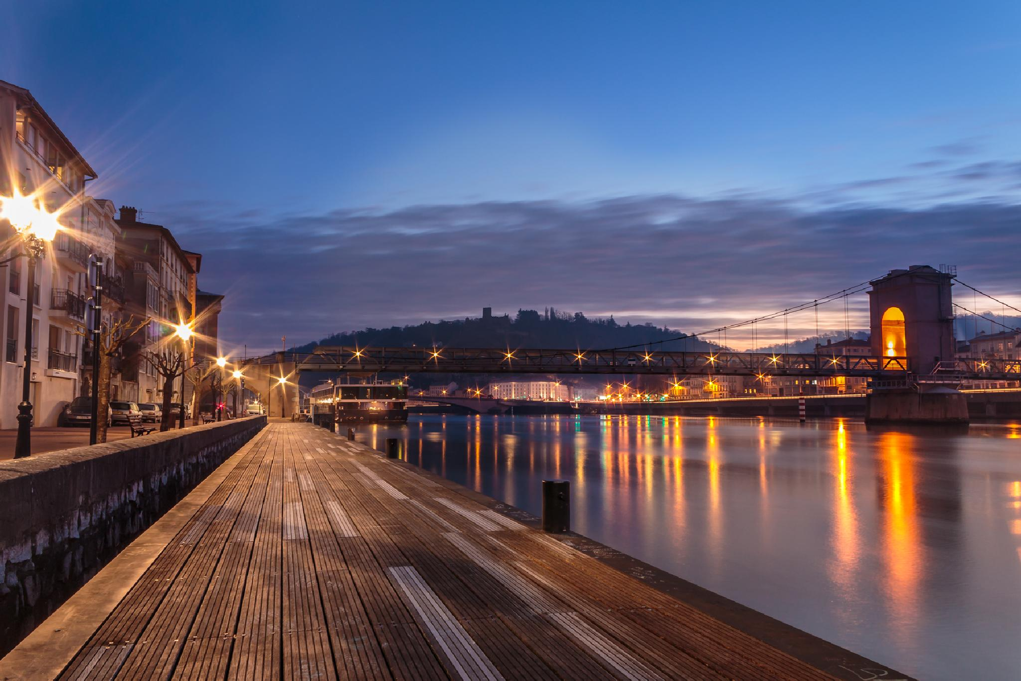 The pier by olivier42