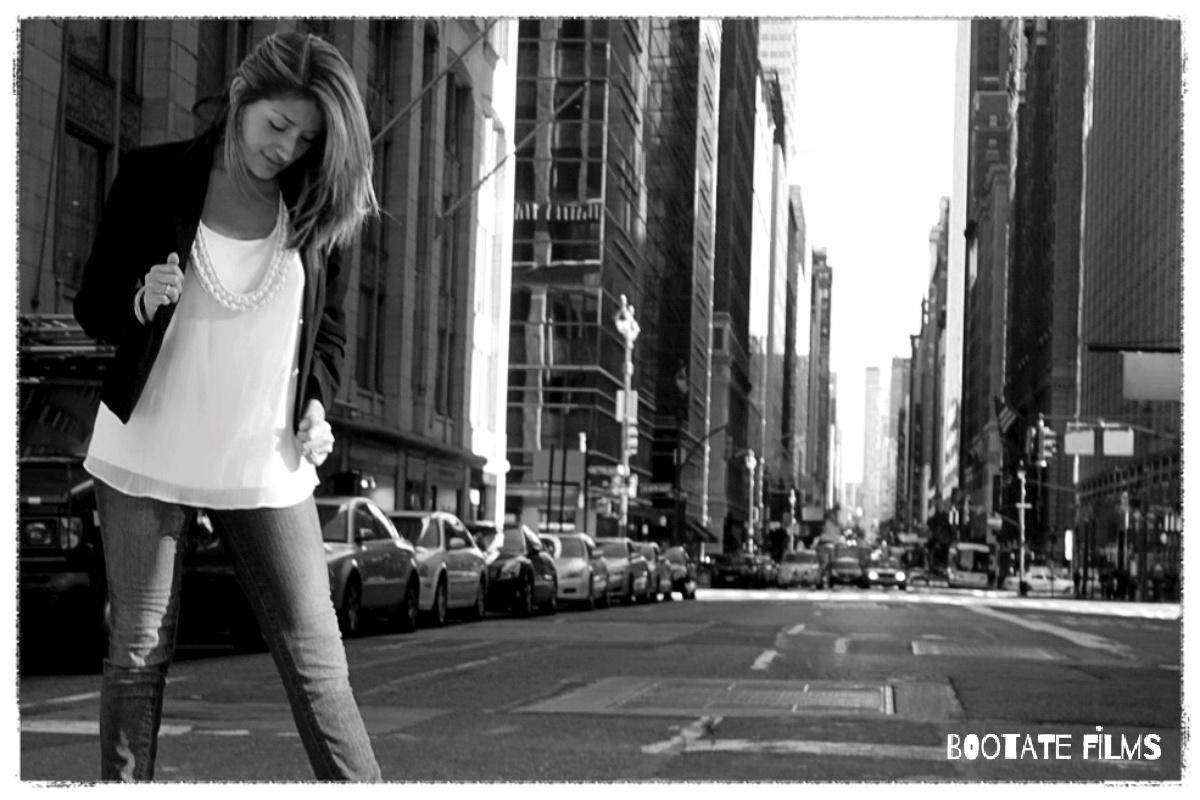 NEW YORK  by bootatefilms