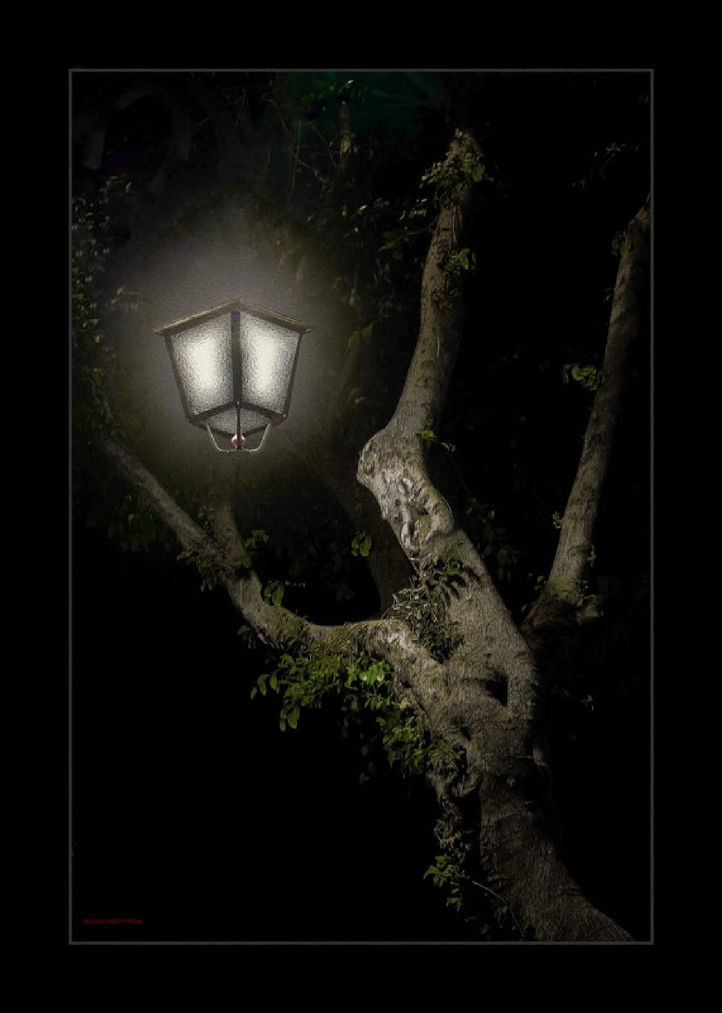 Lamp by SHMUAL HAVA RETRO