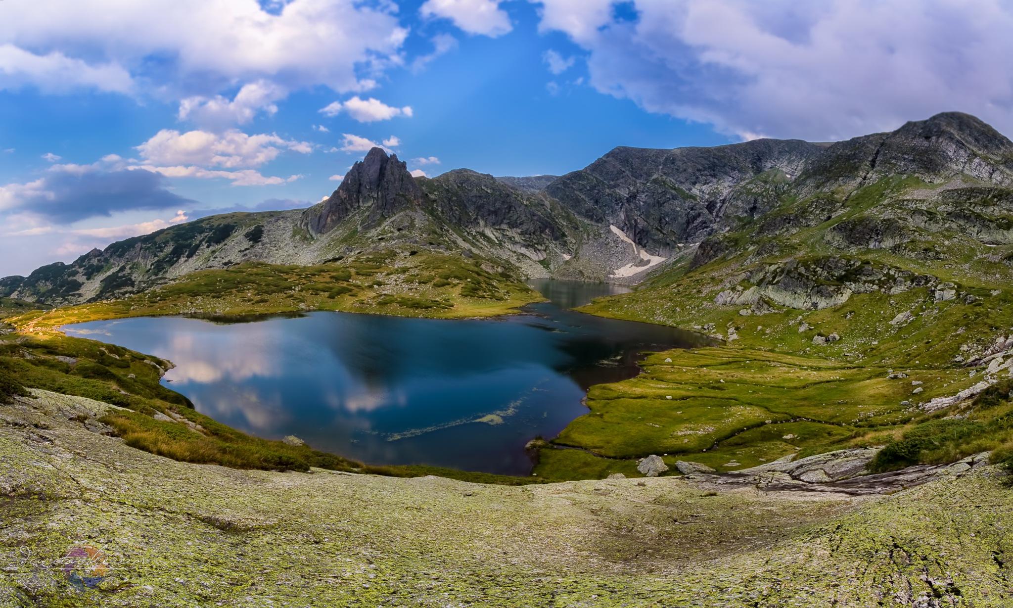 Rila mountain by Dimitar Kerezov