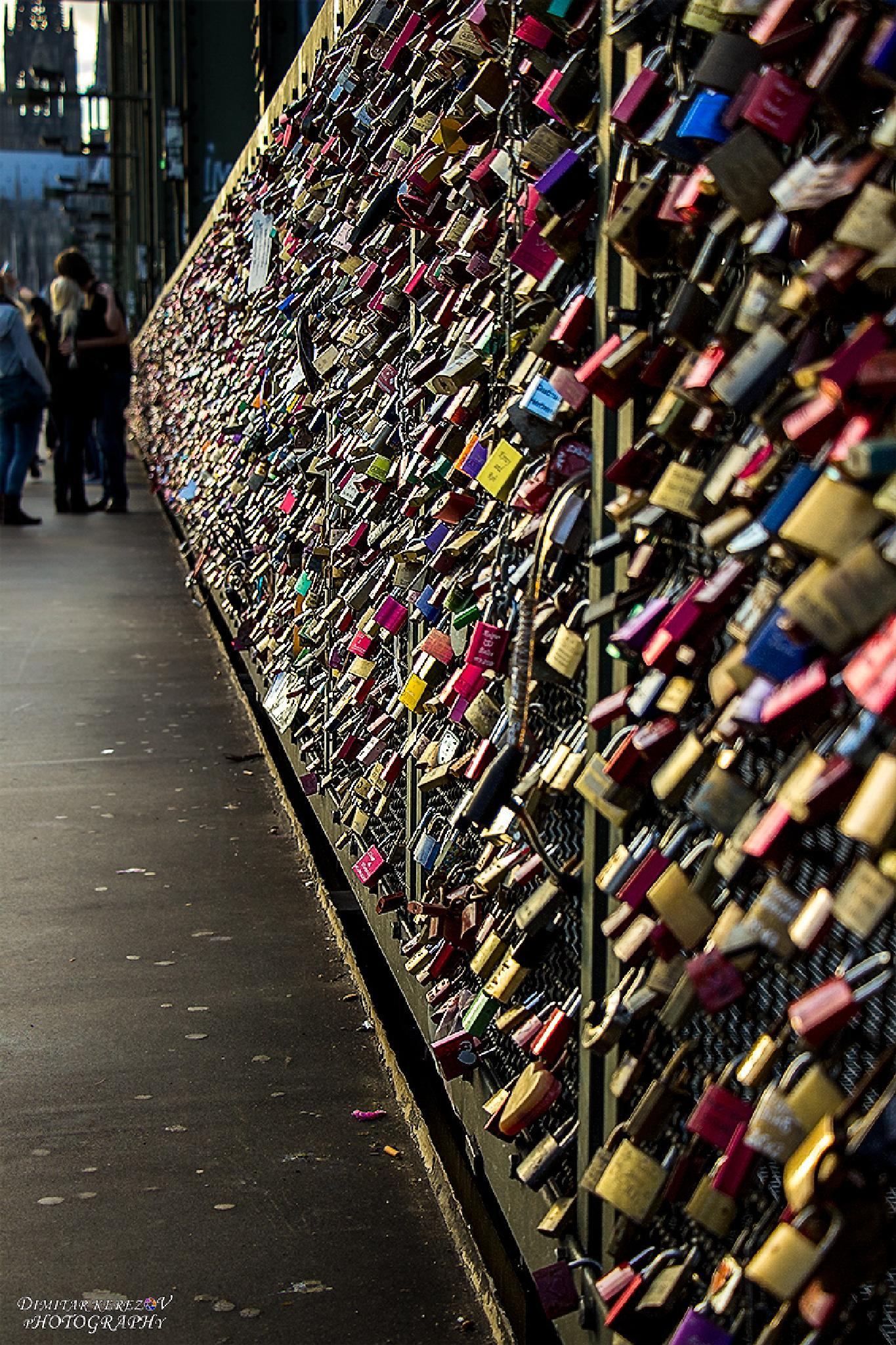 Lock The Love by Dimitar Kerezov