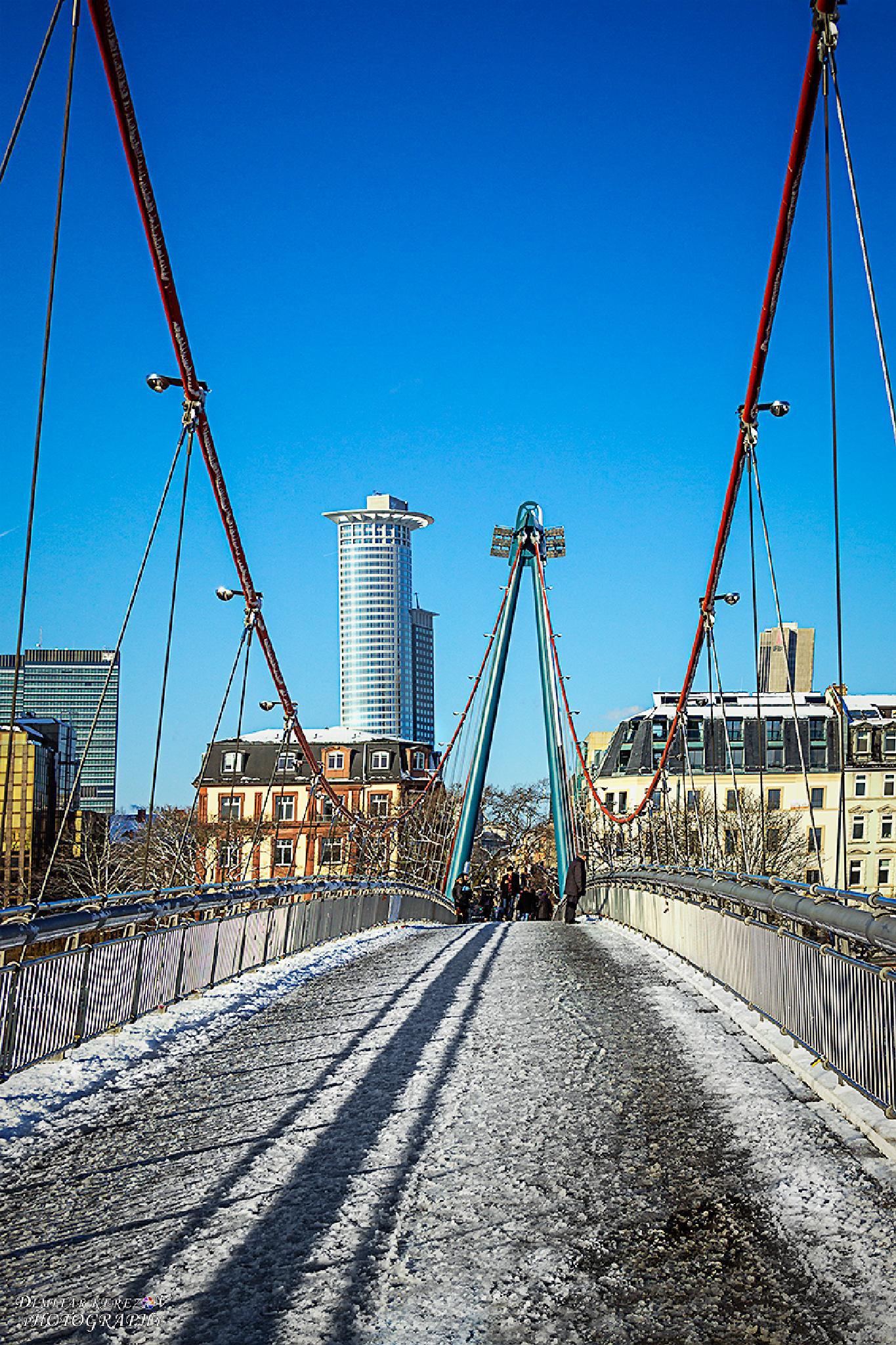 Frankfurt Am Main by Dimitar Kerezov