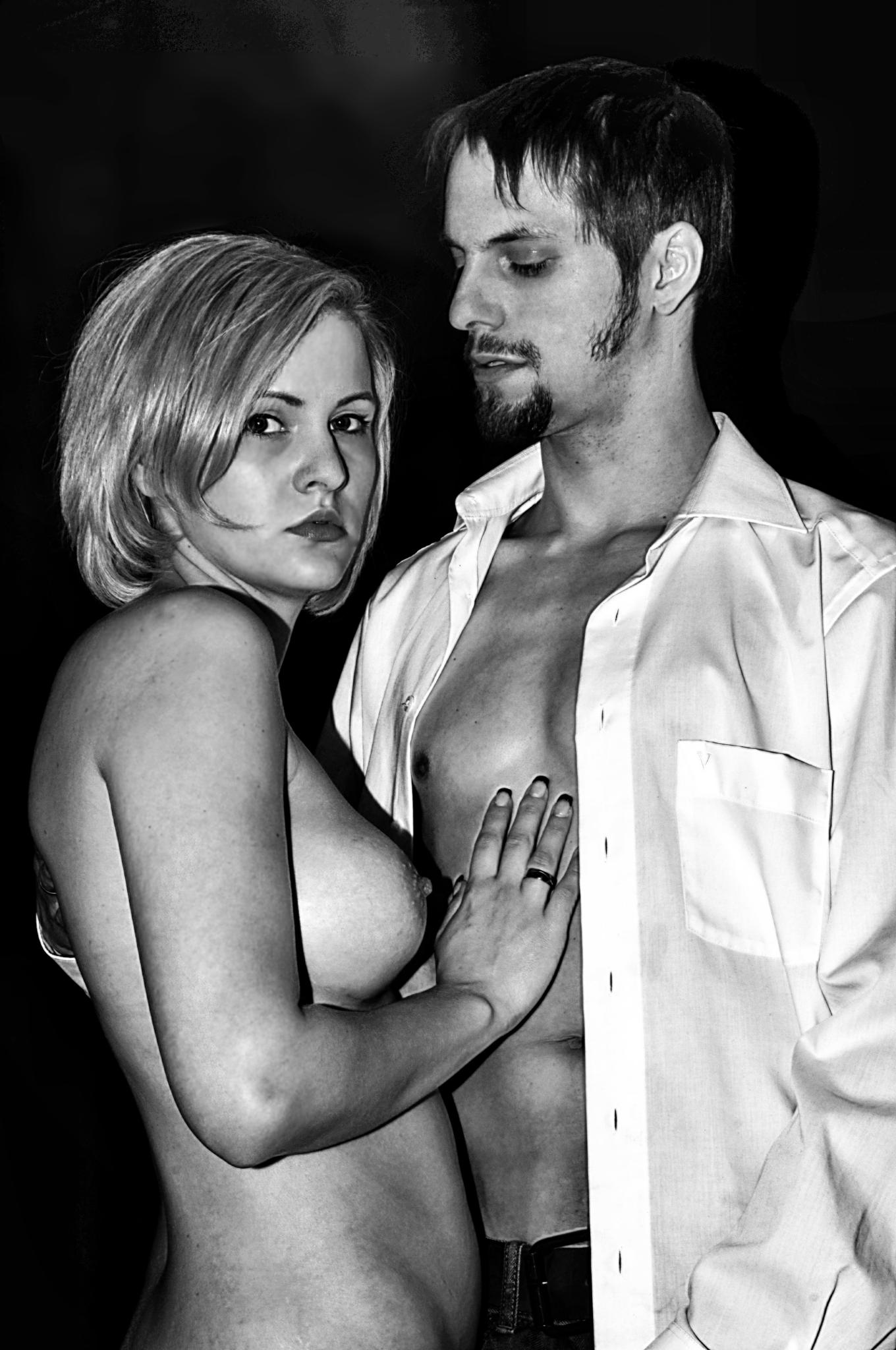 Photo in Nude #girl #boy #couple #nude