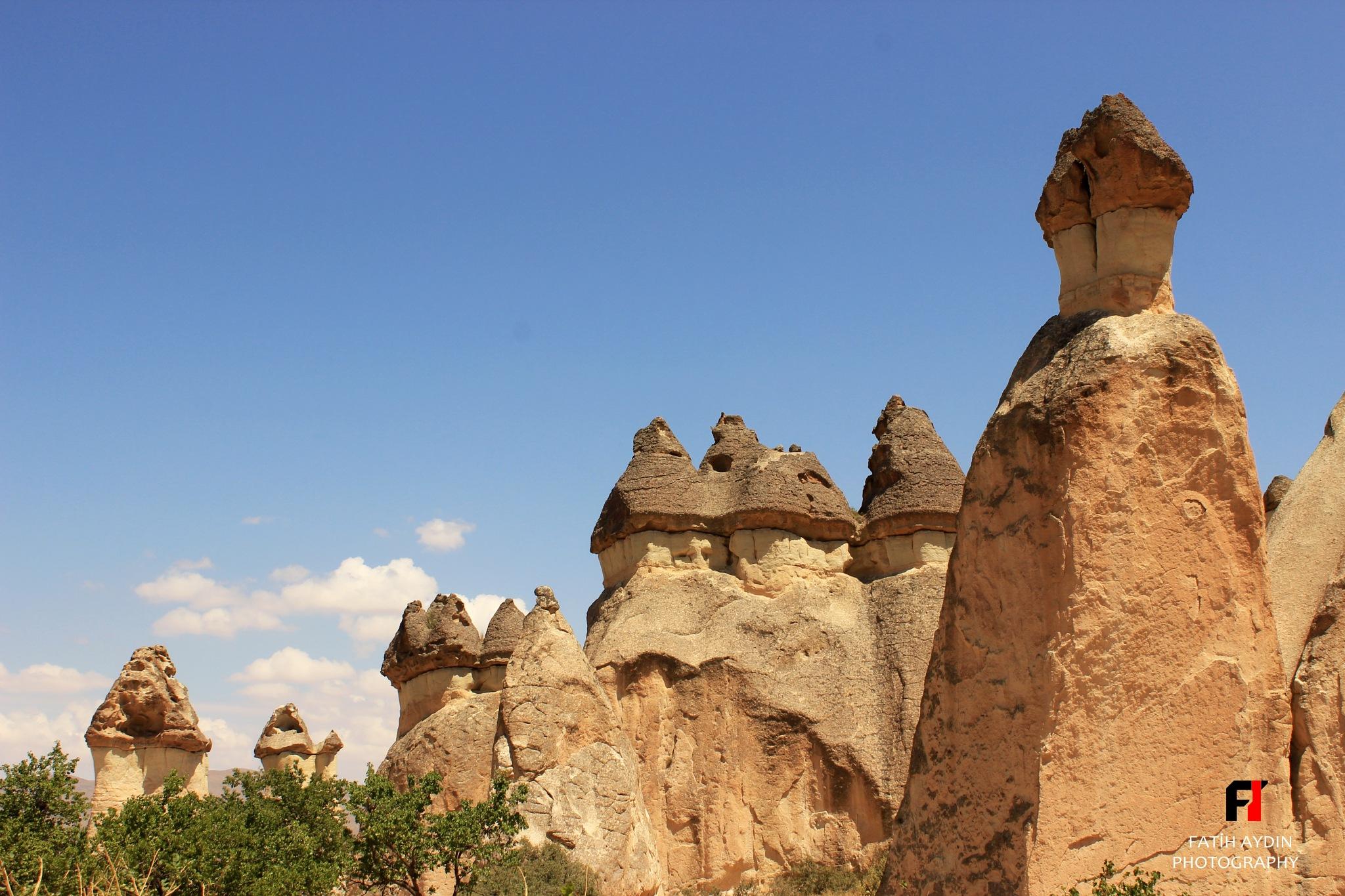Cappadocia by FATİH AYDIN