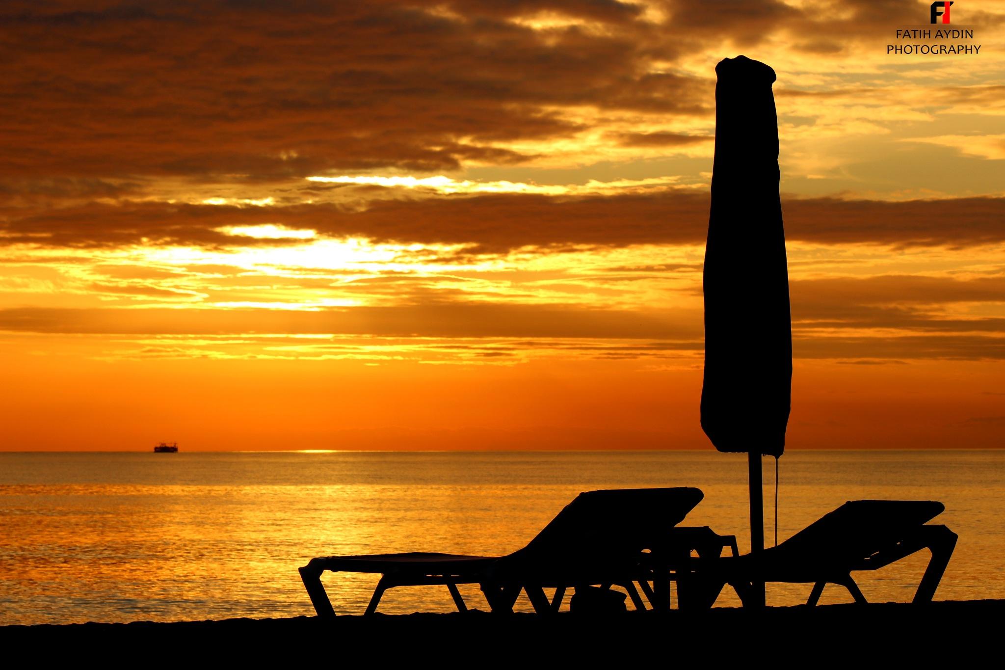 Sea side by FATİH AYDIN