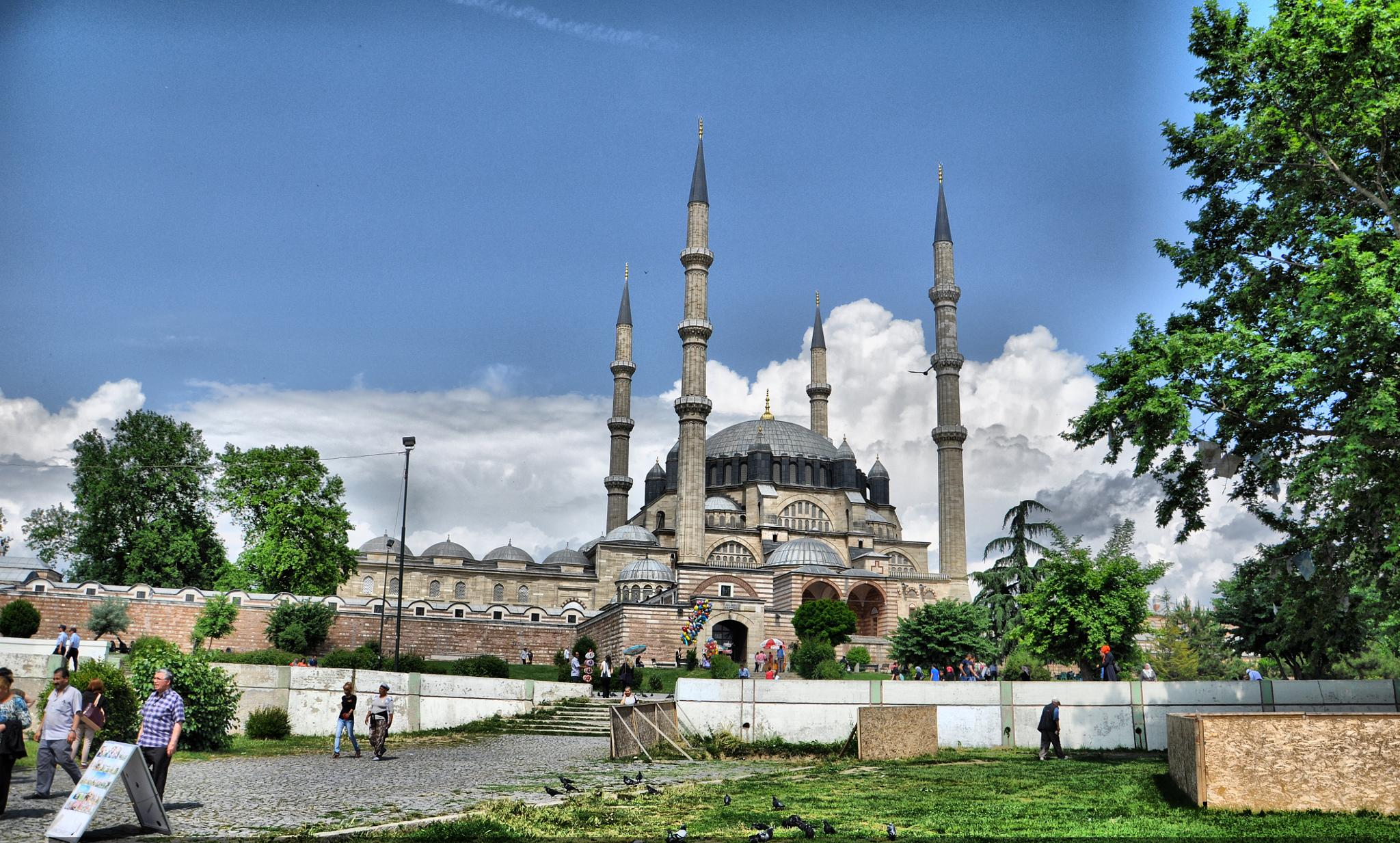 selimiye camii--Edirne by zekeriya yuksel