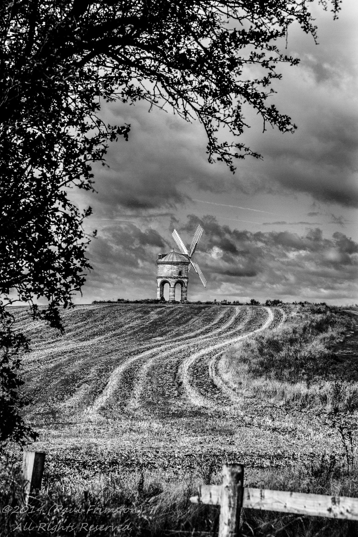 Chesterton Windmill by Paul Frimston