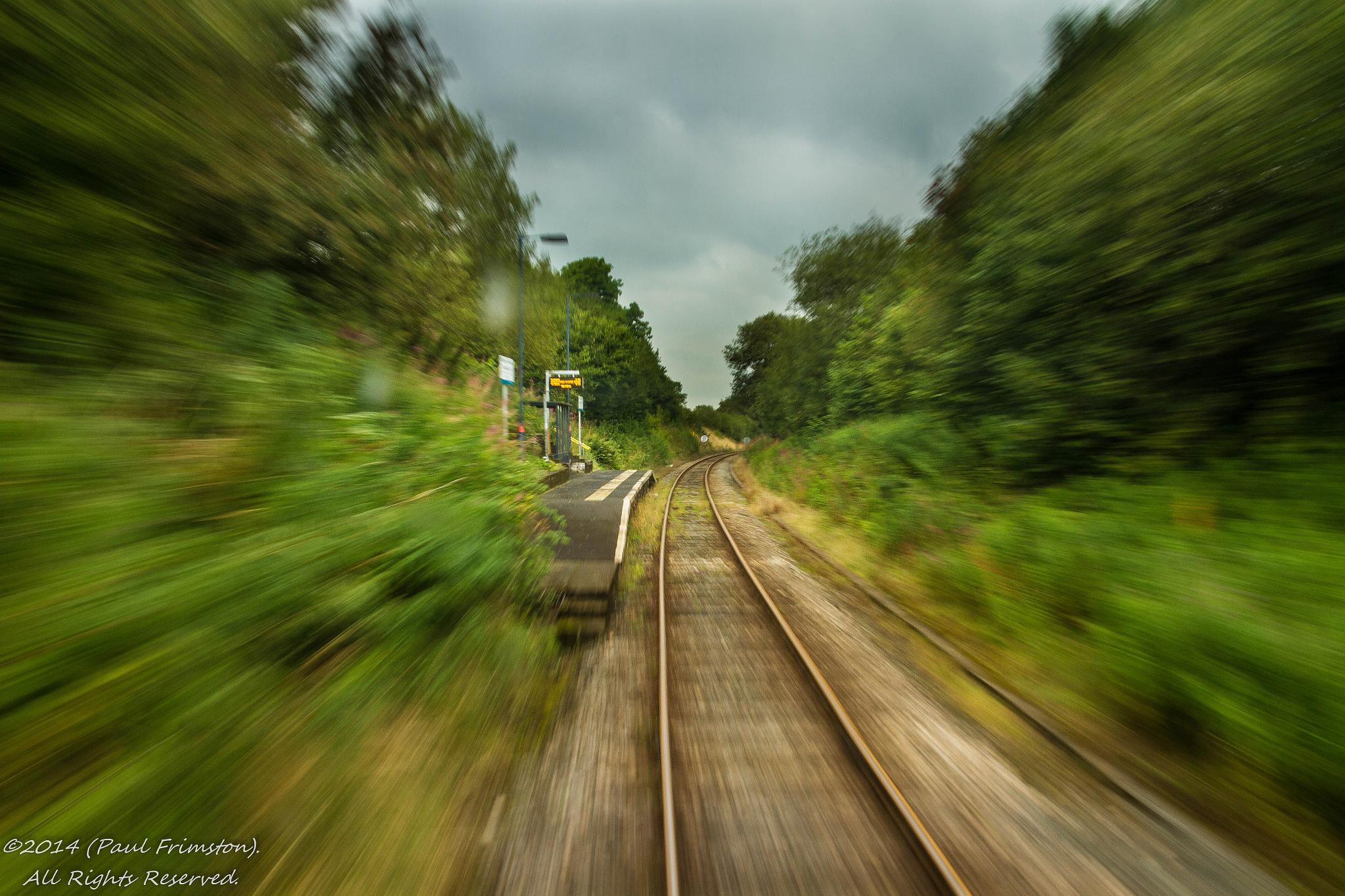 Short Platform by Paul Frimston